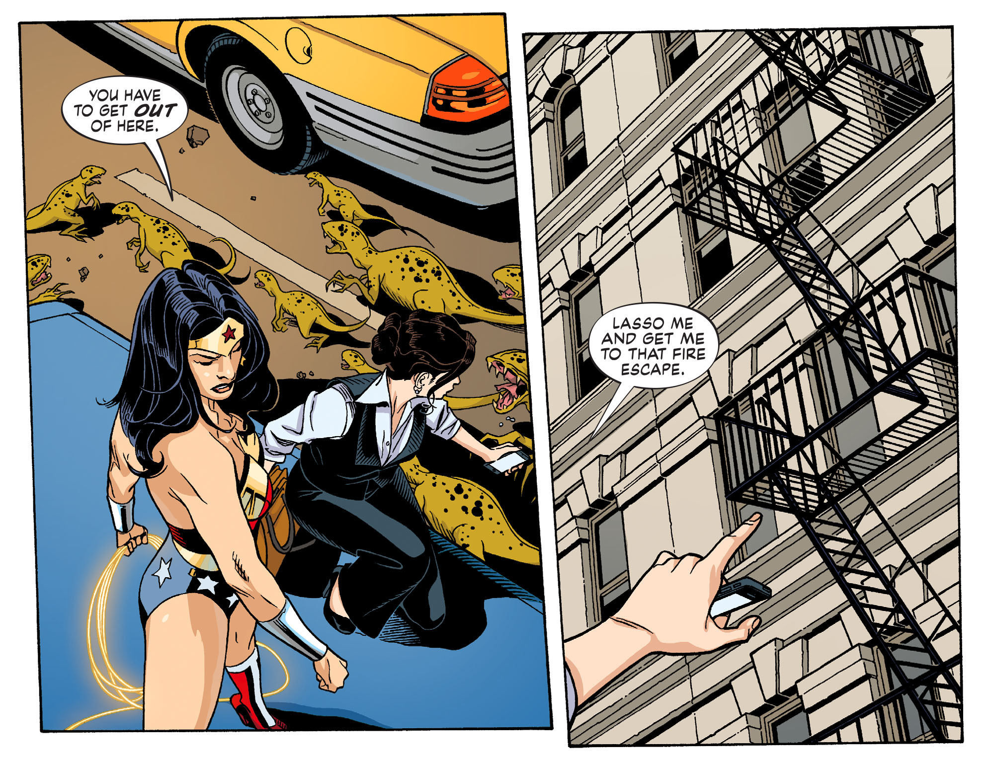 Read online Sensation Comics Featuring Wonder Woman comic -  Issue #27 - 5