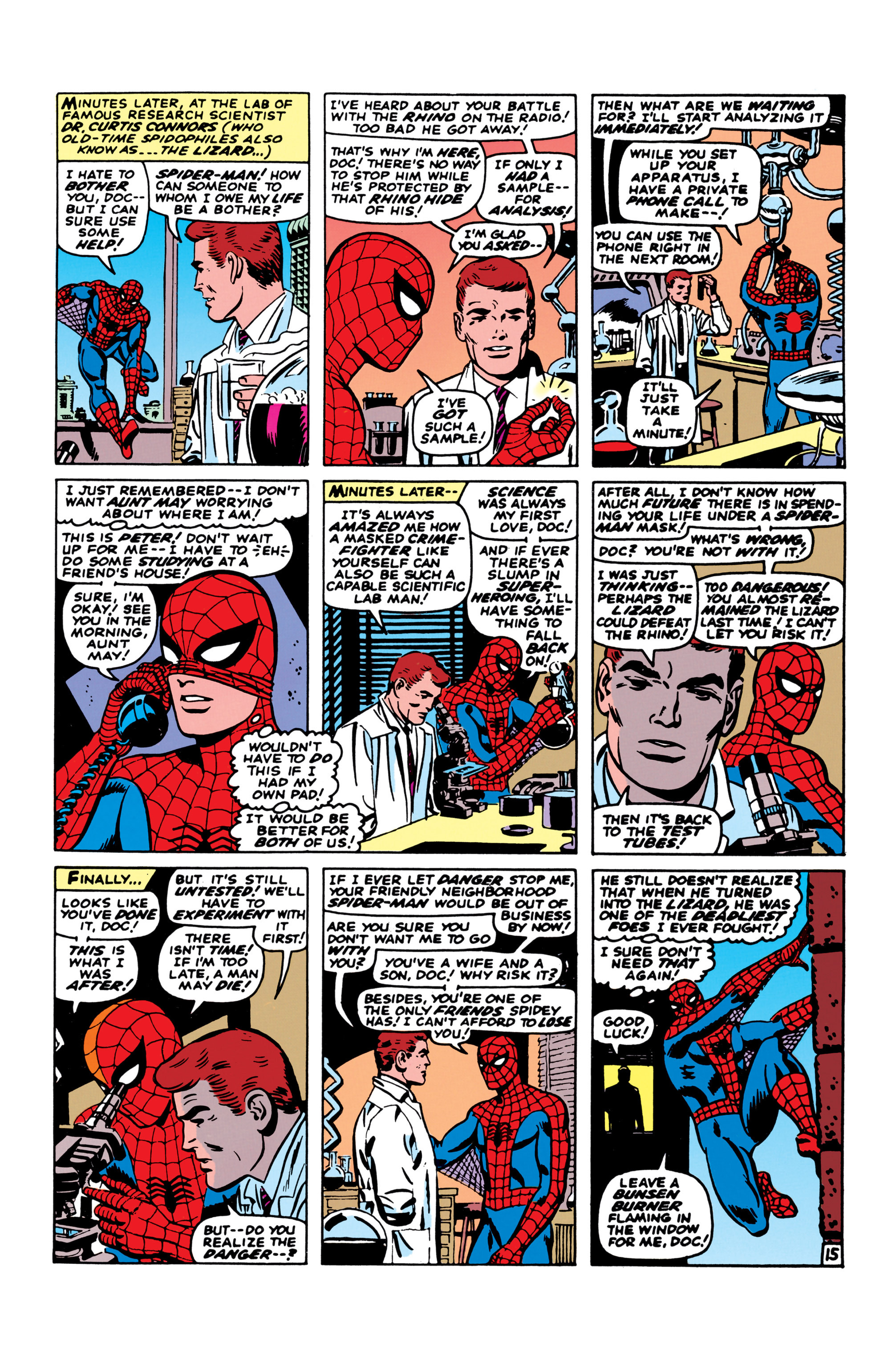 The Amazing Spider-Man (1963) 43 Page 15