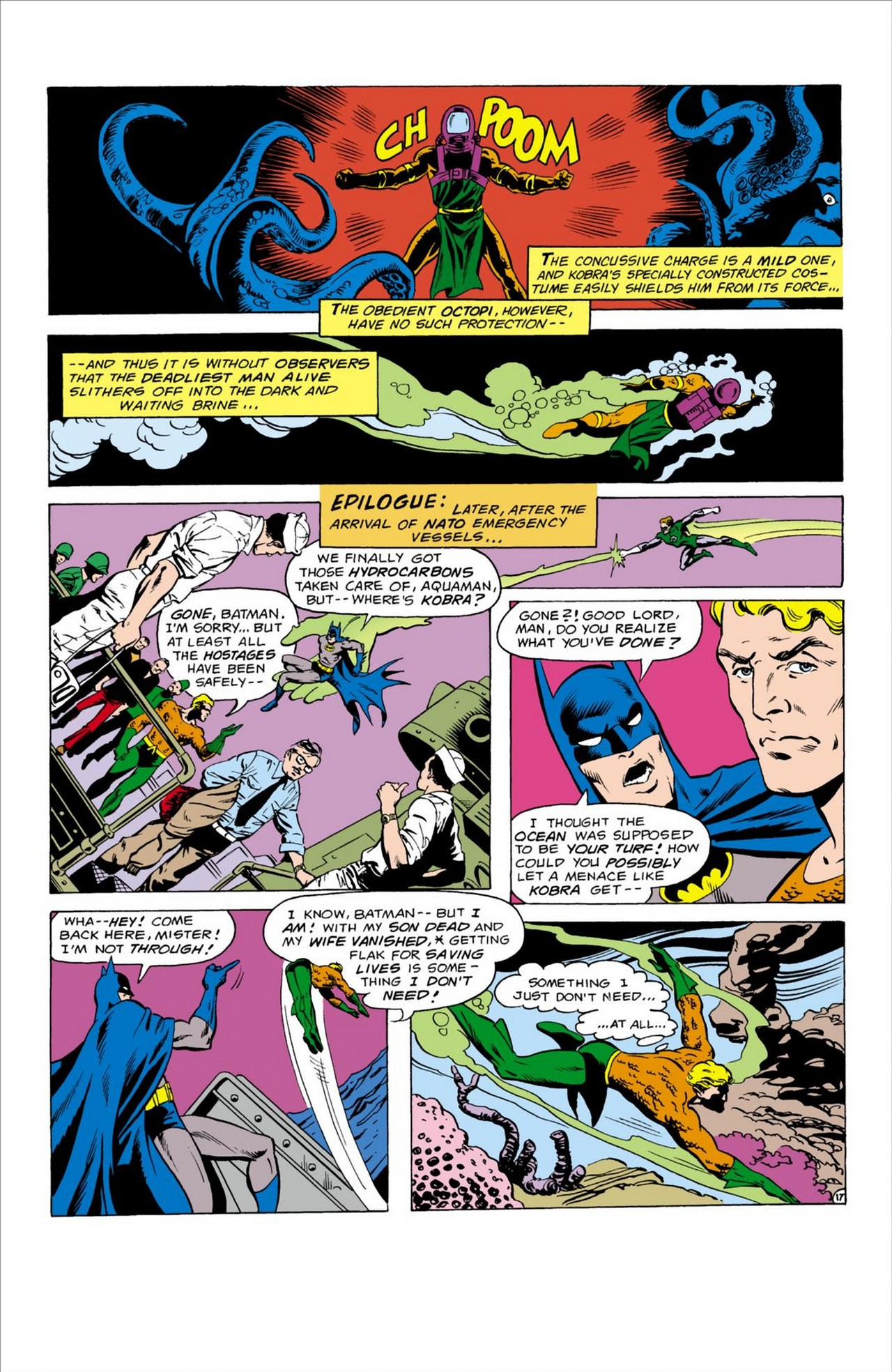 Read online Aquaman (1962) comic -  Issue #61 - 18
