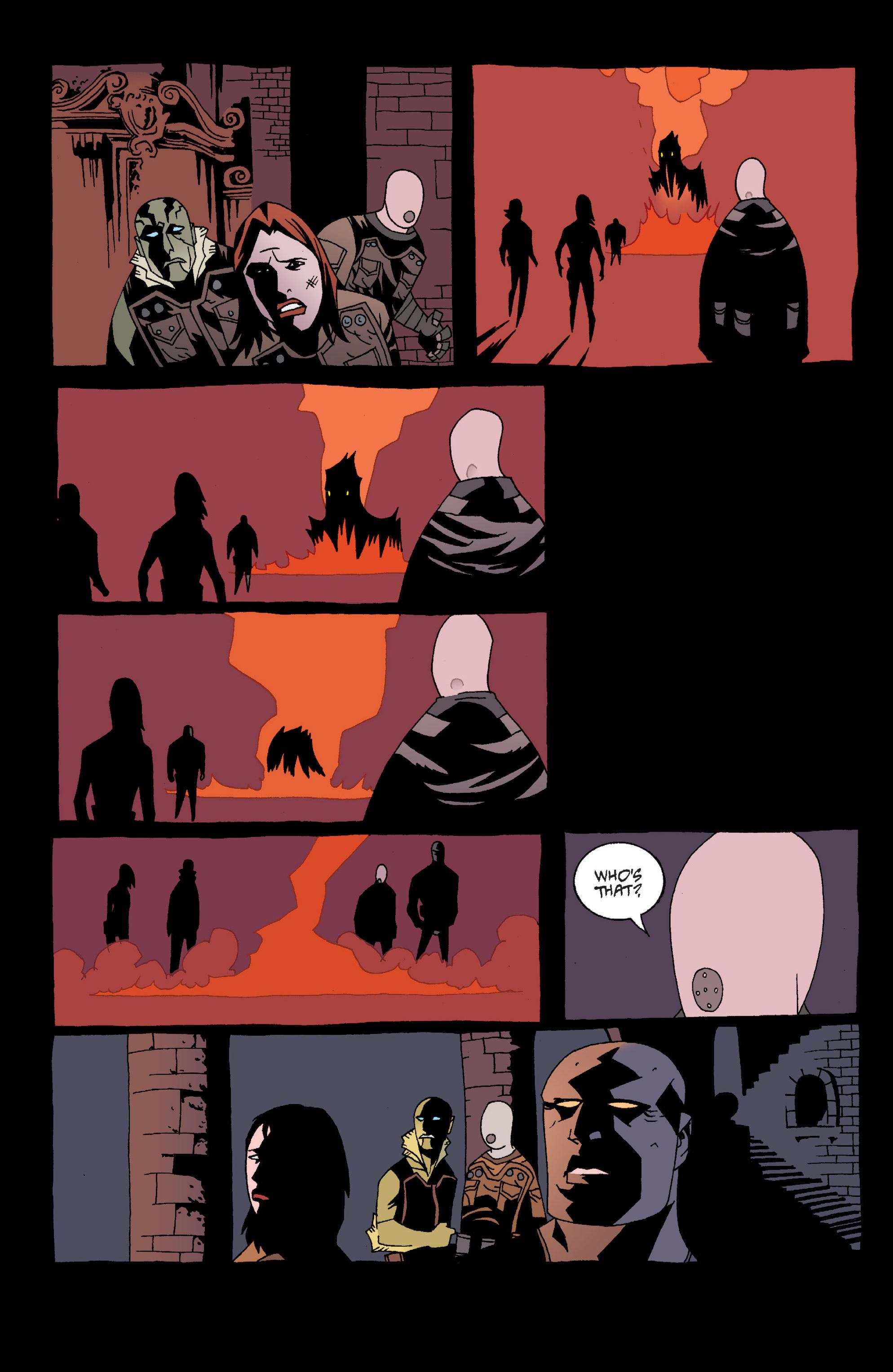 Read online B.P.R.D. (2003) comic -  Issue # TPB 2 - 29