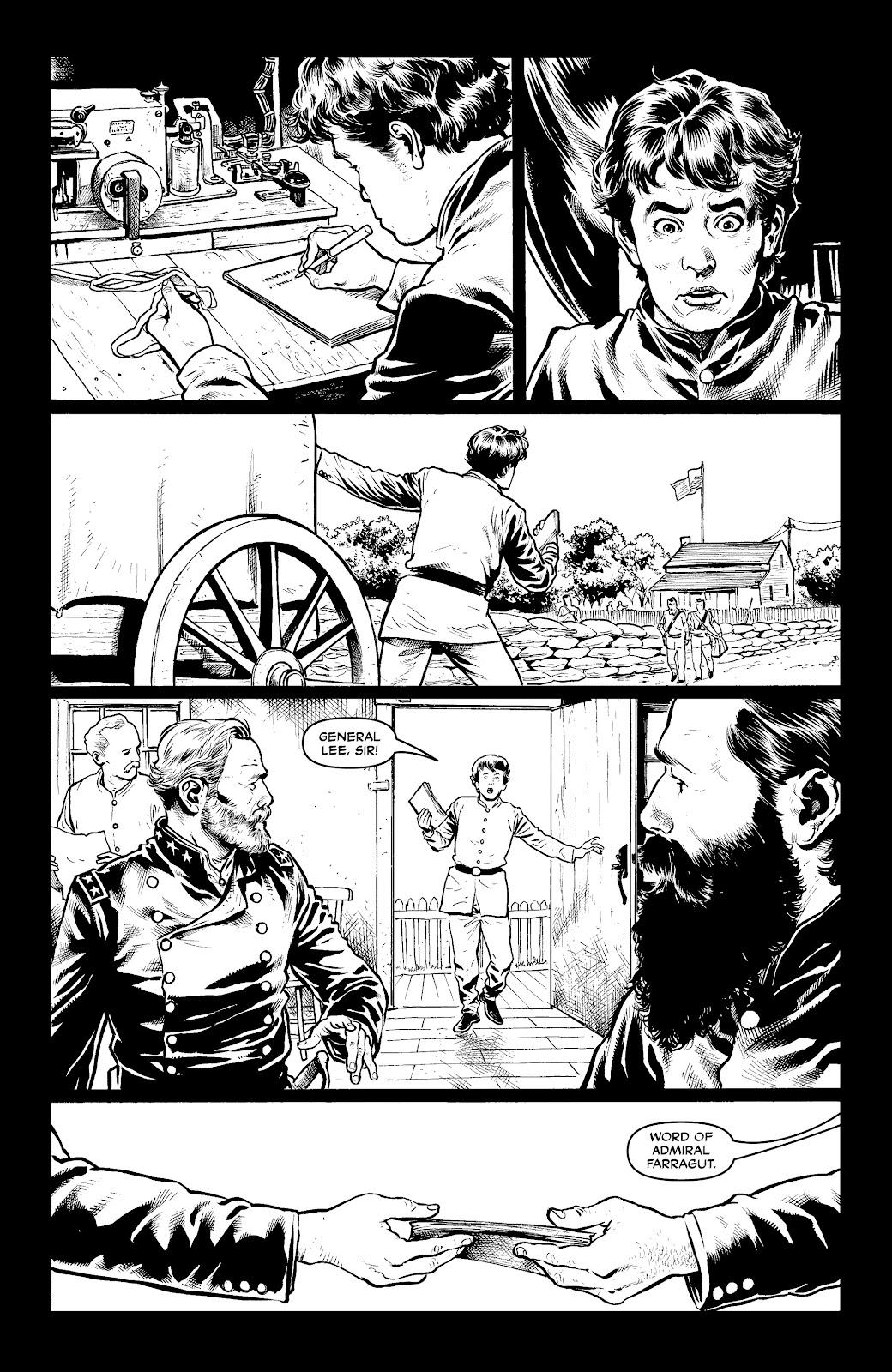 Read online Alan Moore's Cinema Purgatorio comic -  Issue #18 - 39