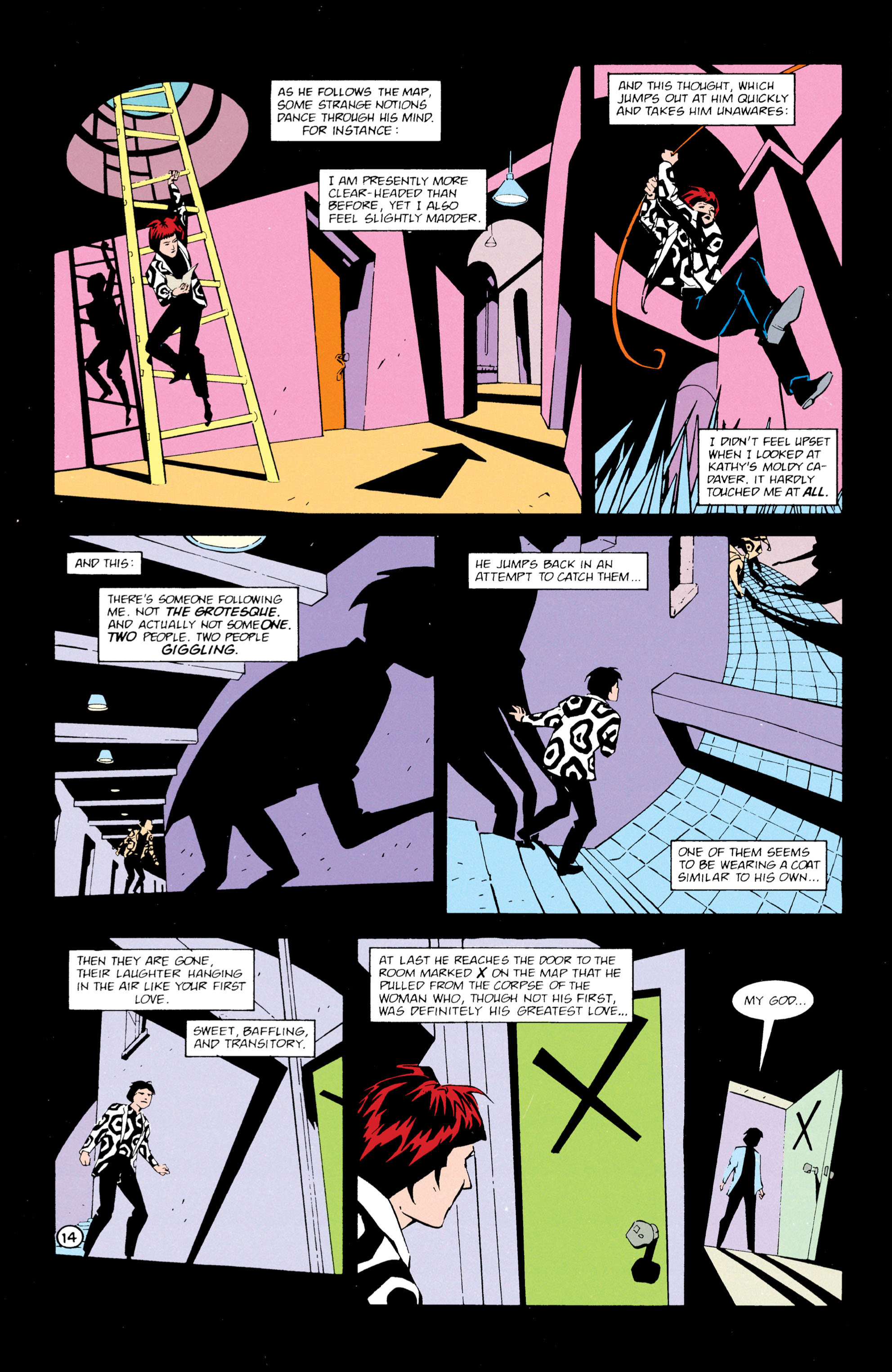 Read online Shade, the Changing Man comic -  Issue #61 - 15