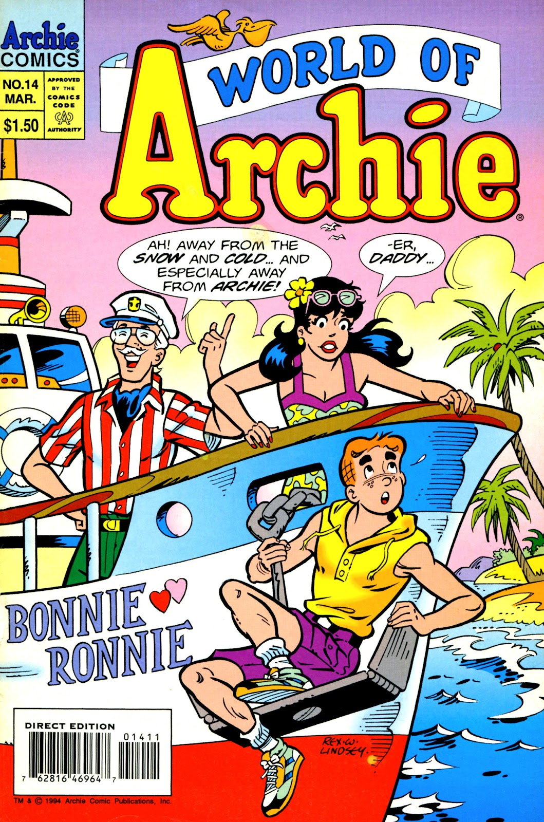 World of Archie (1992) issue 14 - Page 1