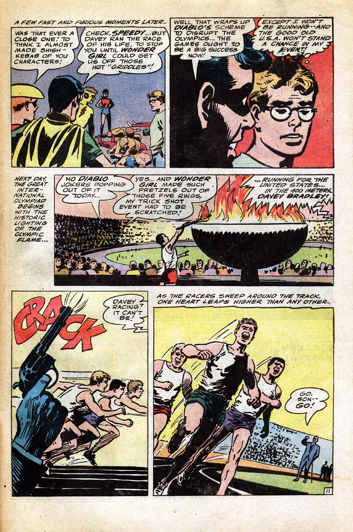 Read online Action Comics (1938) comic -  Issue #410 - 47