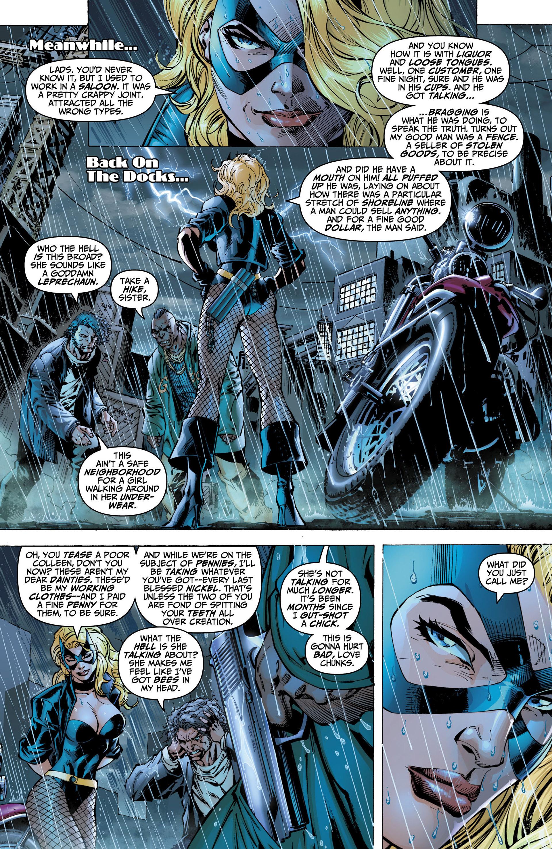 Read online All Star Batman & Robin, The Boy Wonder comic -  Issue #6 - 14