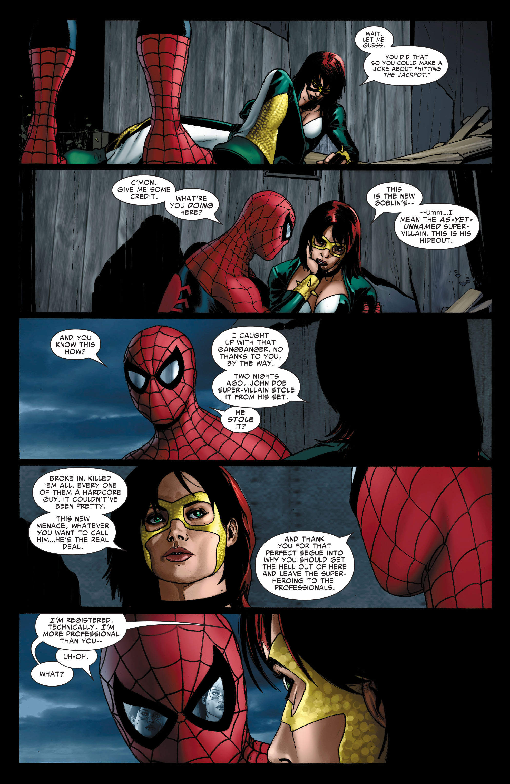 The Amazing Spider-Man (1963) 549 Page 21