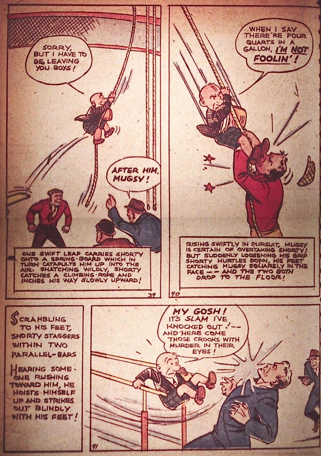 Read online Detective Comics (1937) comic -  Issue #5 - 12