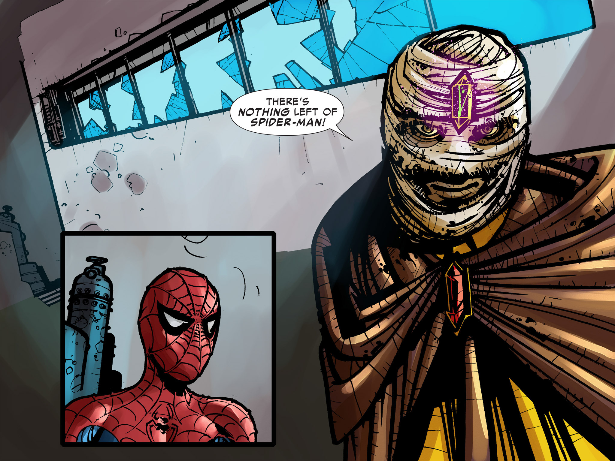 Read online Amazing Spider-Man: Who Am I? comic -  Issue # Full (Part 2) - 229