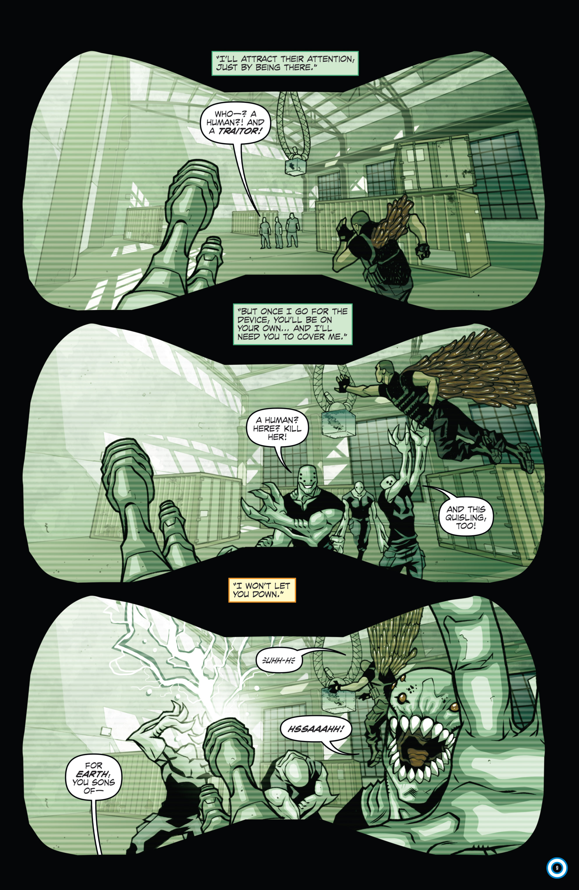 Read online ROM (2016) comic -  Issue #11 - 11