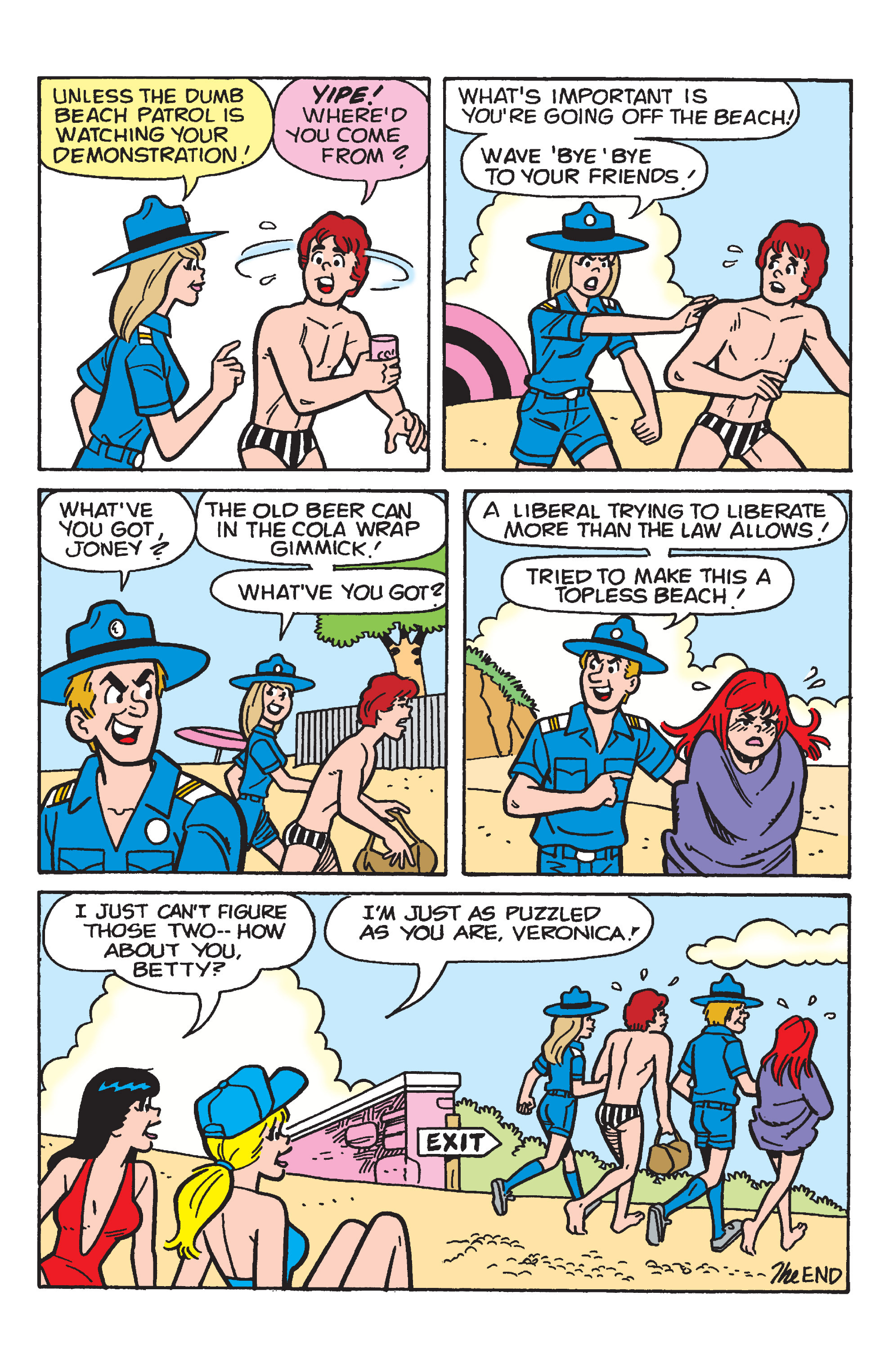 Read online Archie (2015) comic -  Issue #13 - 28