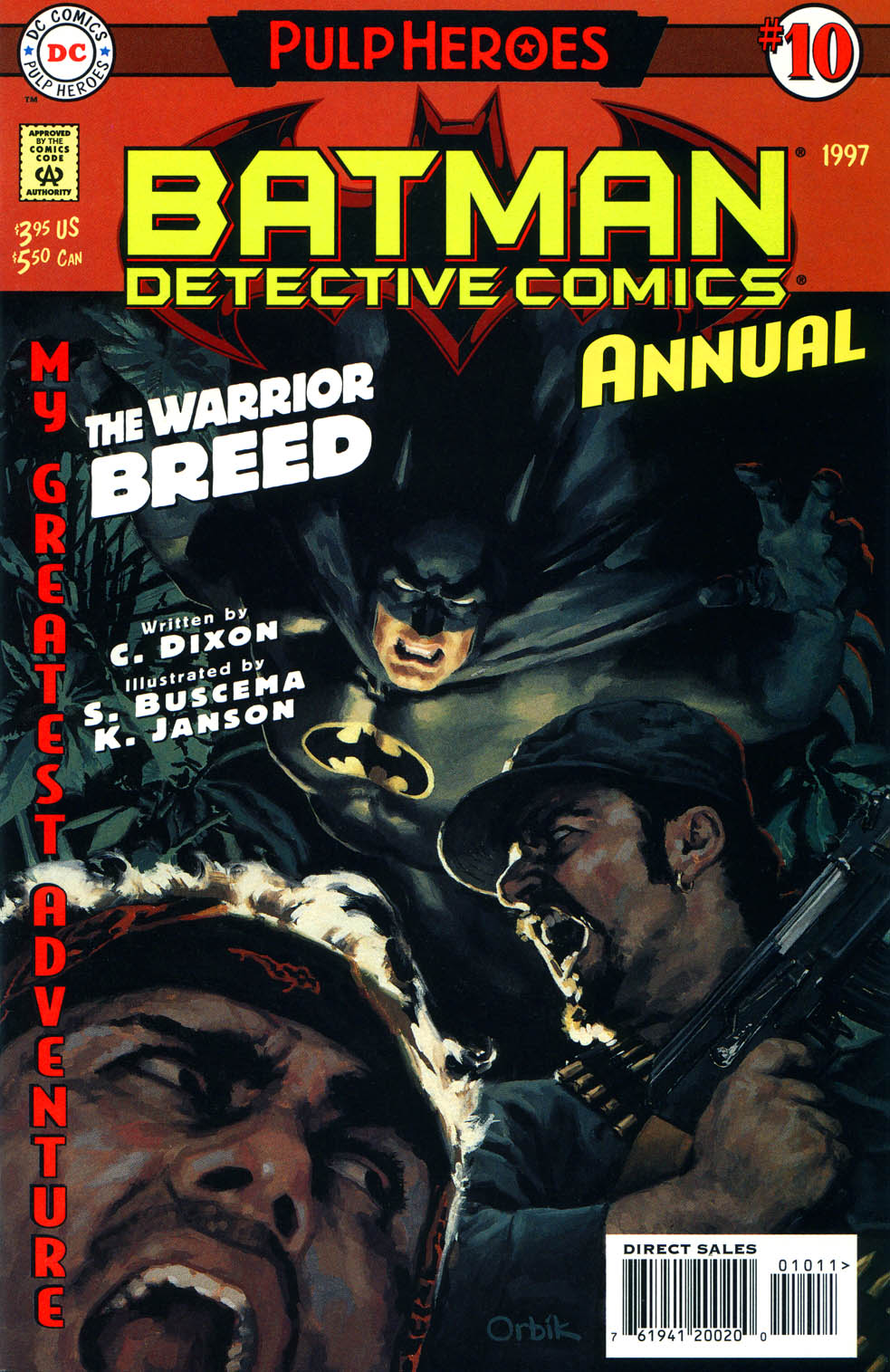 Read online Detective Comics (1937) comic -  Issue # _Annual 10 - 1