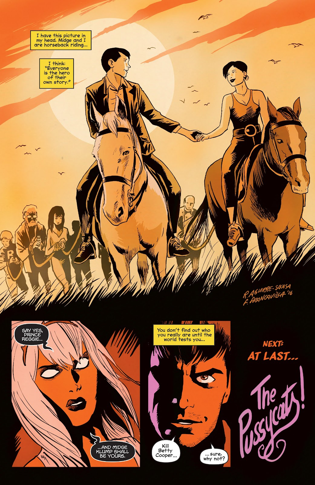 Afterlife with Archie issue 9 - Page 29