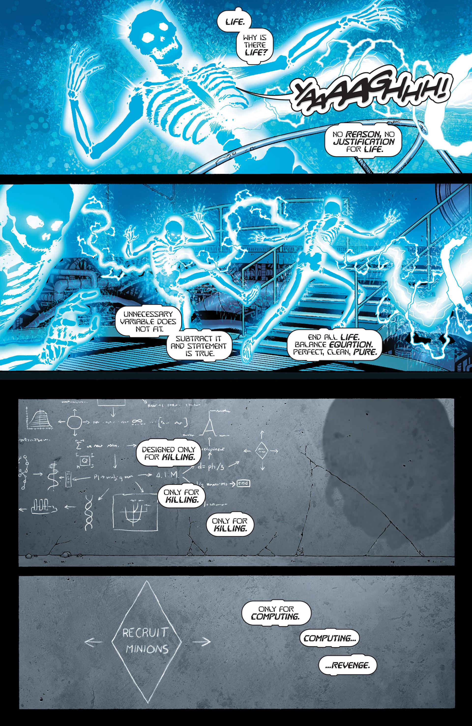 Read online Super-Villain Team-Up/MODOK's 11 comic -  Issue #1 - 5