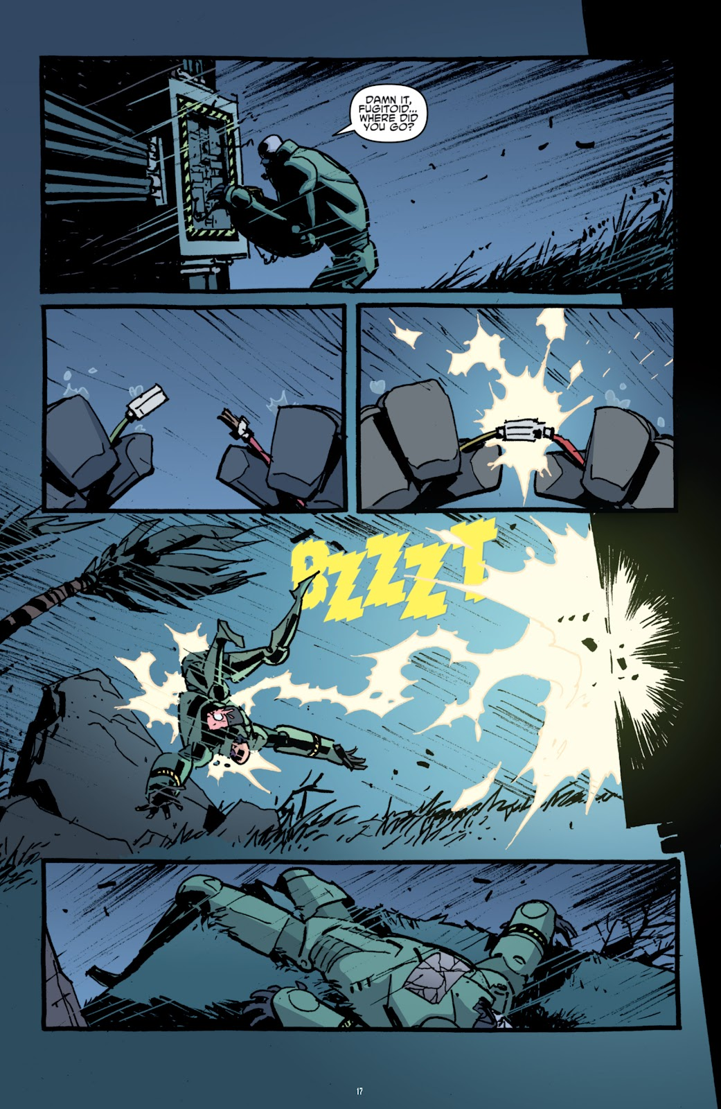 Read online Teenage Mutant Ninja Turtles: The IDW Collection comic -  Issue # TPB 4 (Part 1) - 92