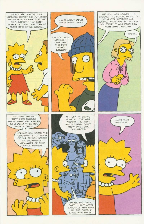 Read online Simpsons Comics comic -  Issue #3 - 20
