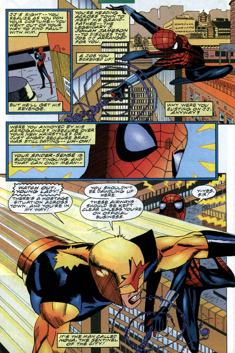 Spider-Girl (1998) Issue #25 #28 - English 11