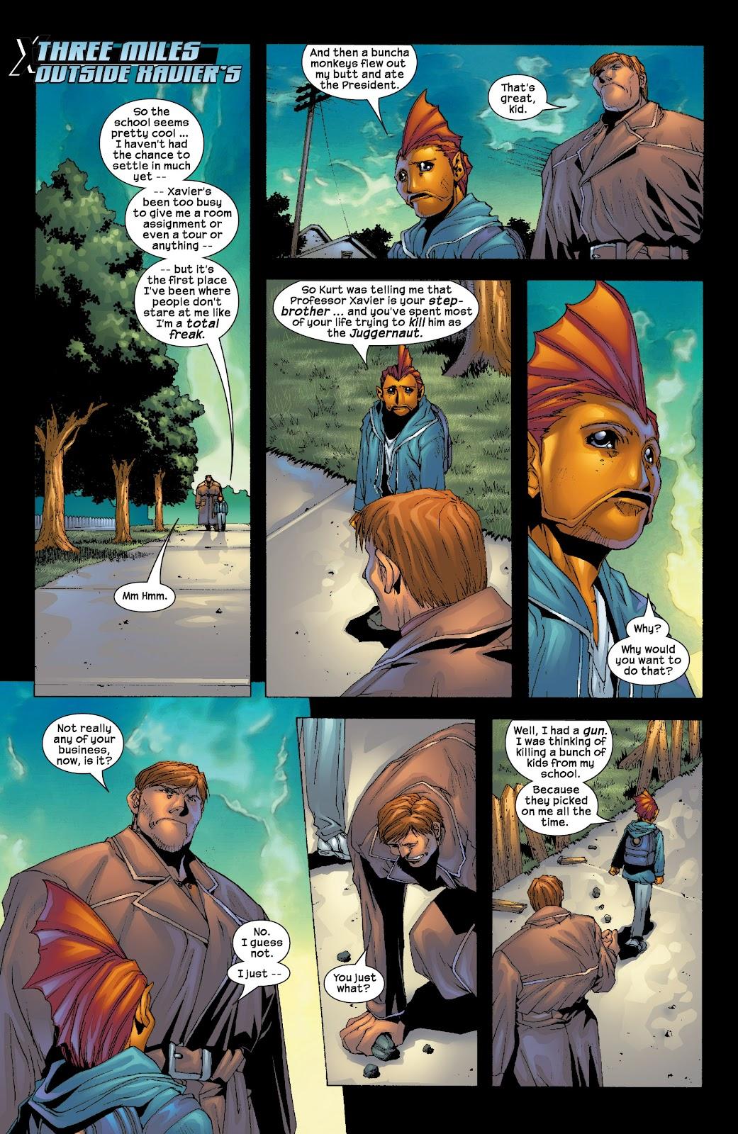 Uncanny X-Men (1963) issue 416 - Page 14