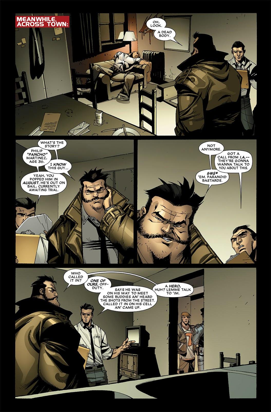 Read online Deadpool (2008) comic -  Issue #20 - 5