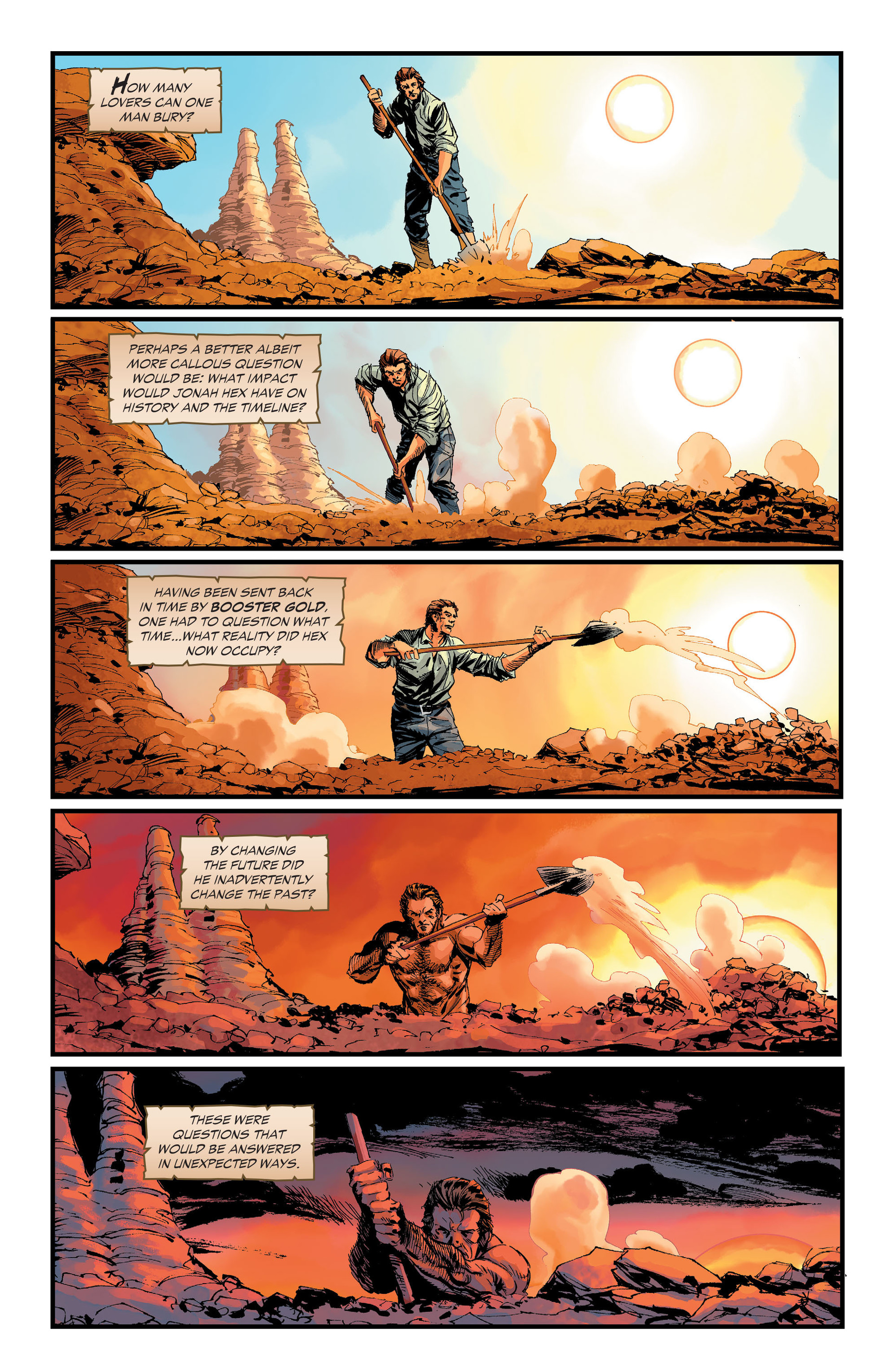 Read online All-Star Western (2011) comic -  Issue #30 - 2