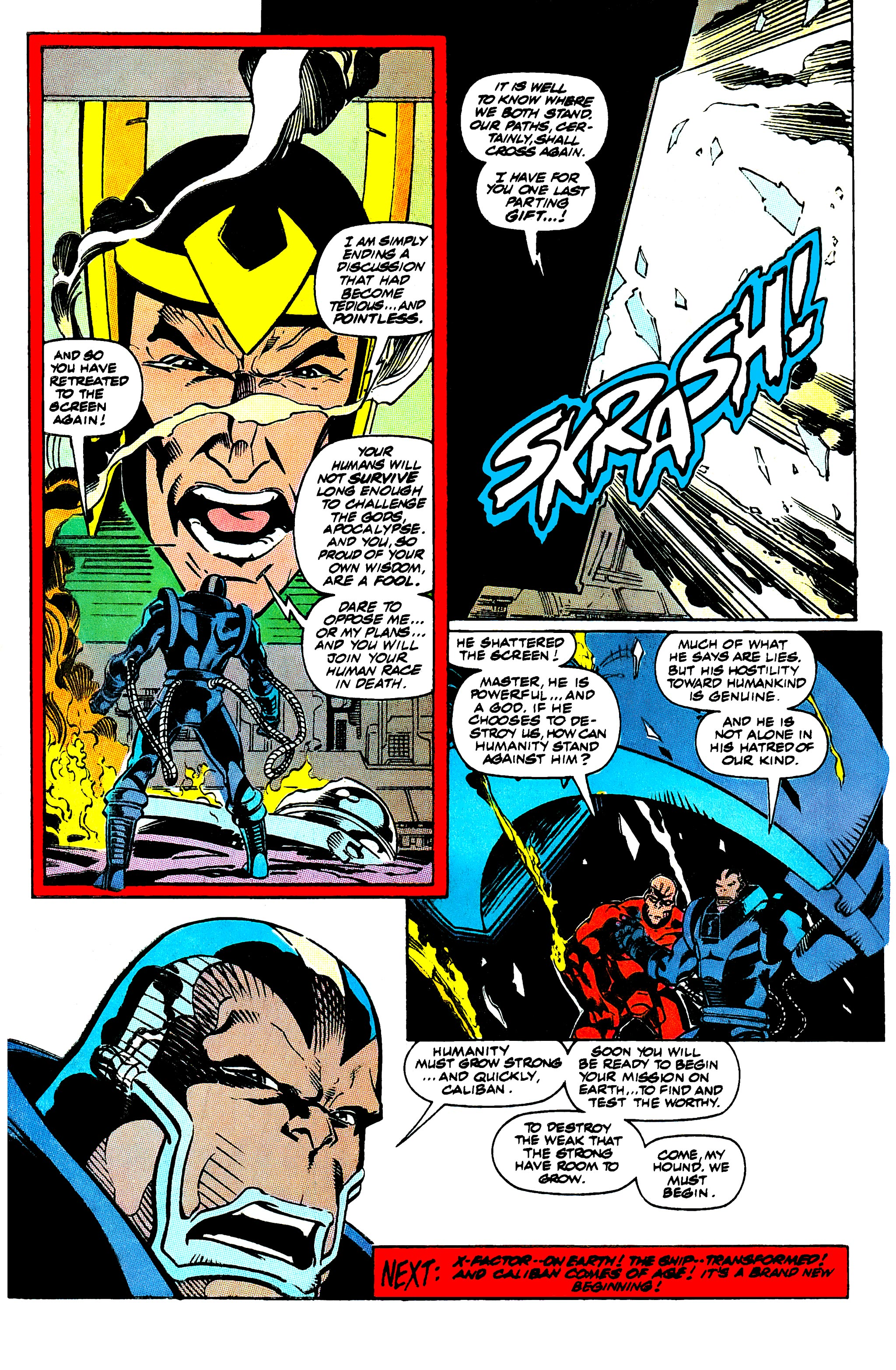 Read online X-Factor (1986) comic -  Issue #50 - 42