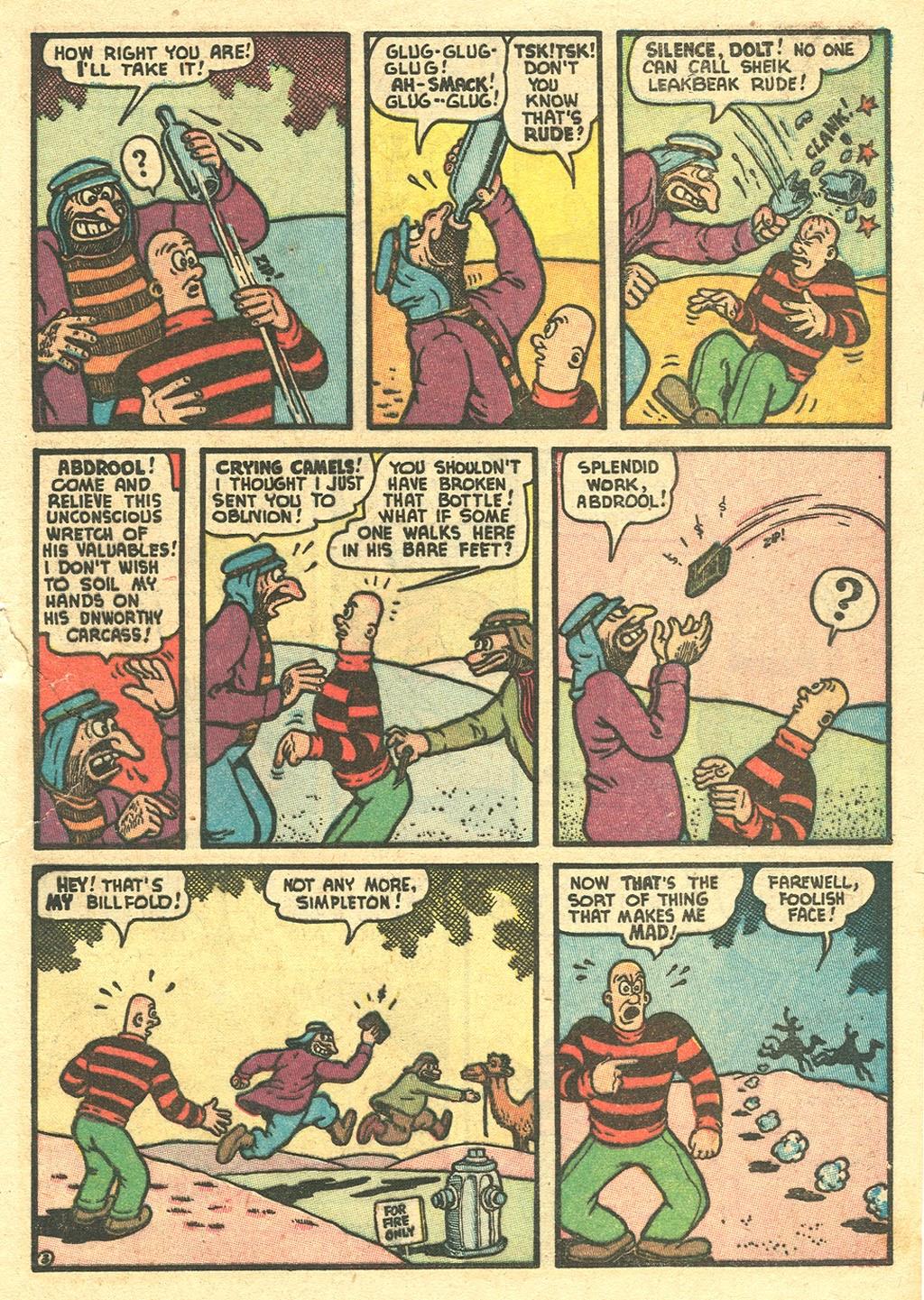 Tessie the Typist issue 11 - Page 33