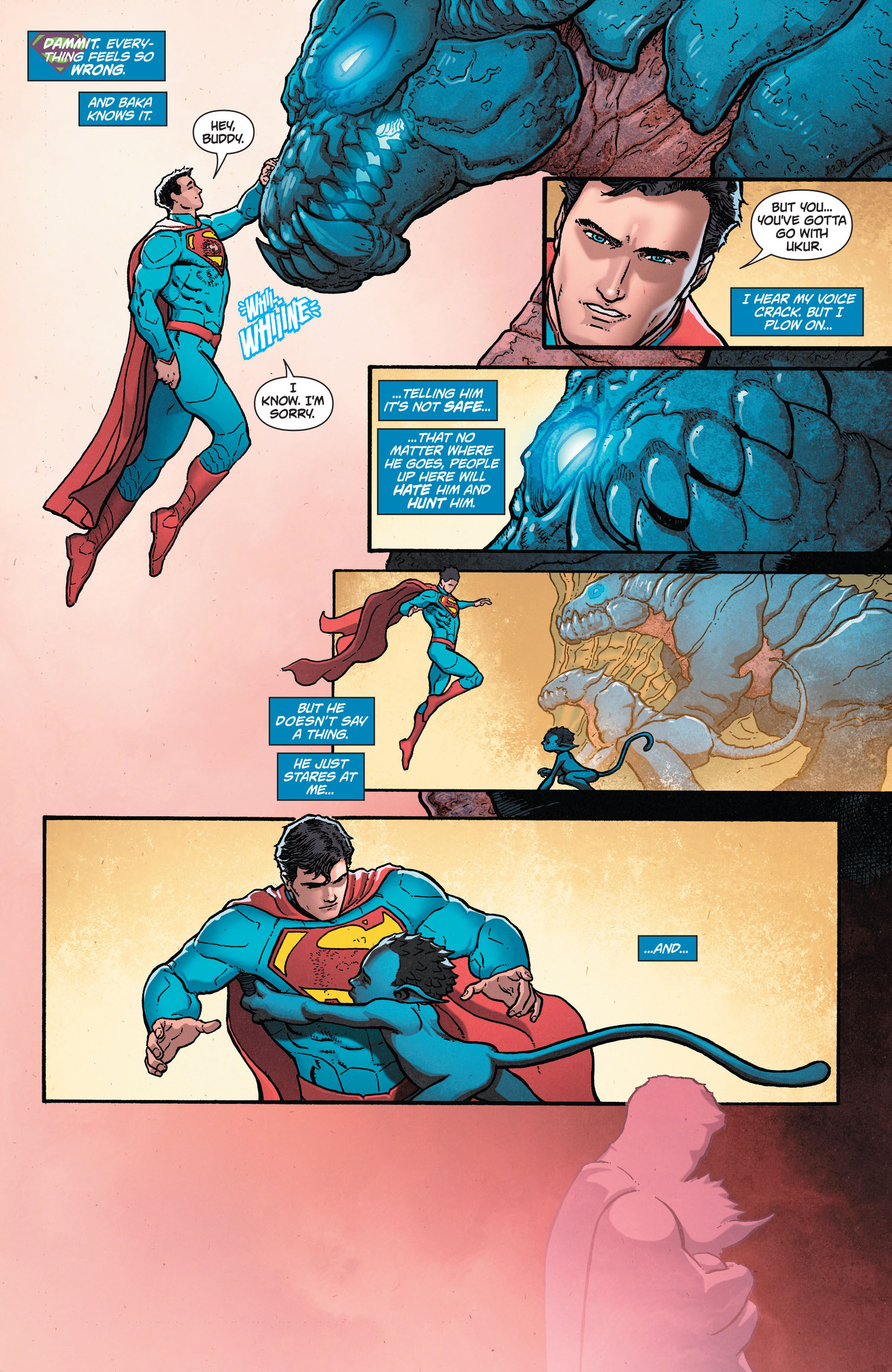 Read online Action Comics (2011) comic -  Issue #29 - 15
