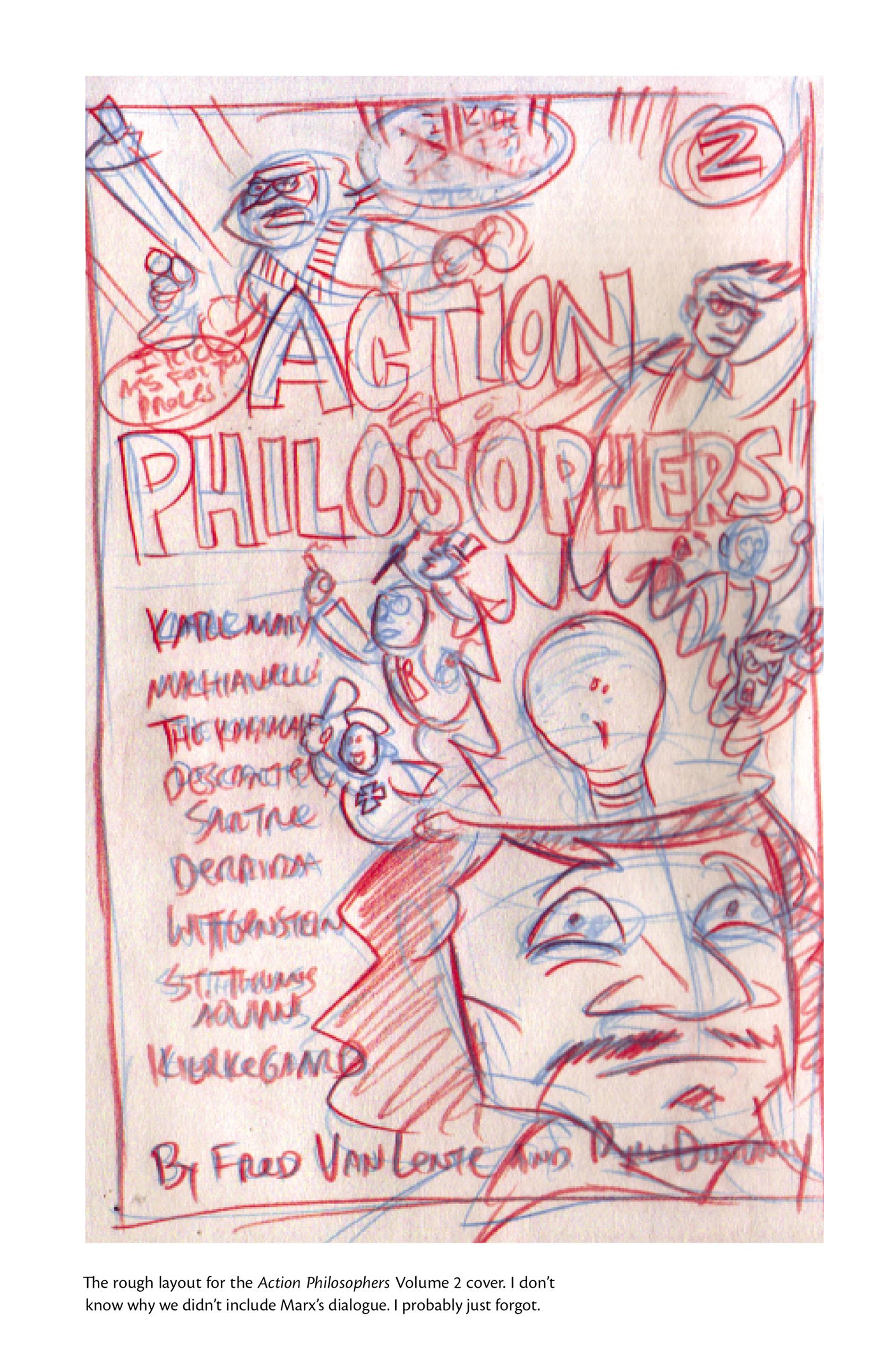 Read online Action Philosophers! comic -  Issue #Action Philosophers! TPB (Part 2) - 166