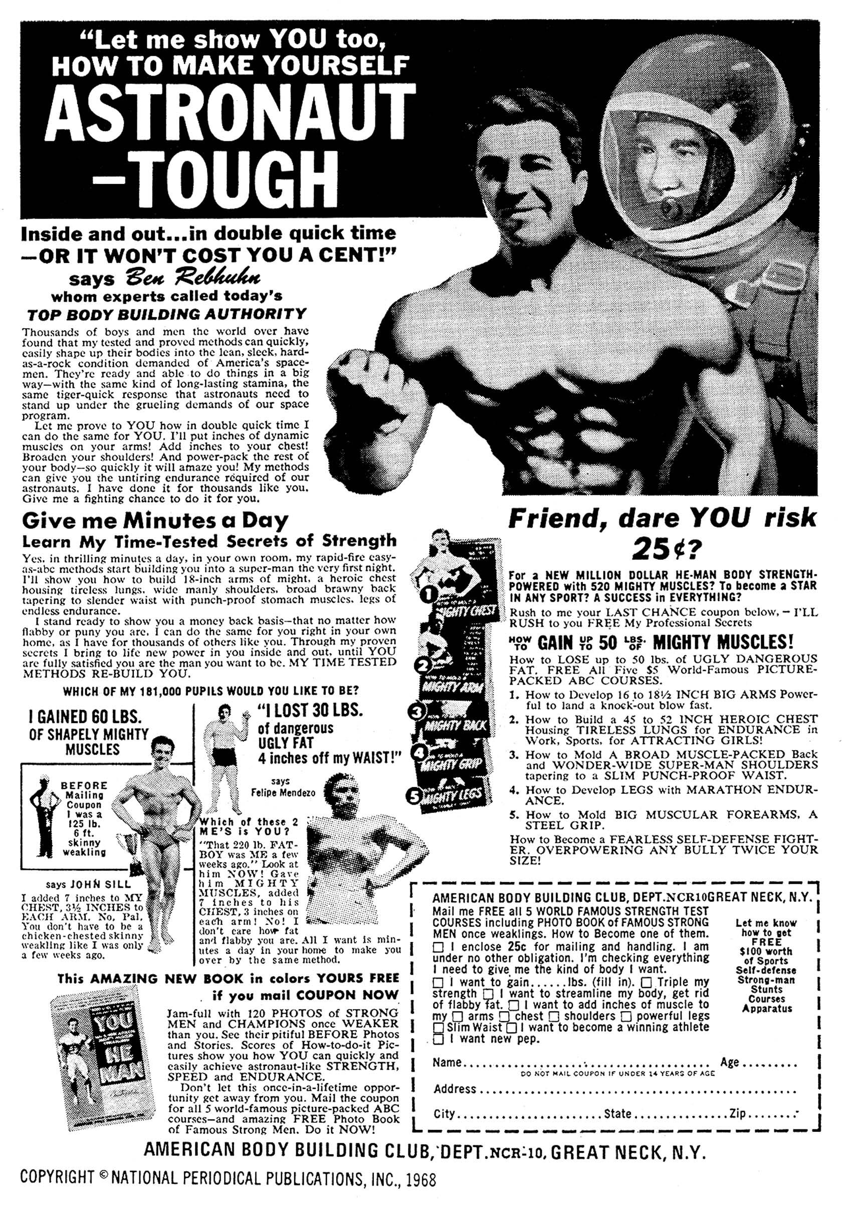 Read online Secret Six (1968) comic -  Issue #4 - 2