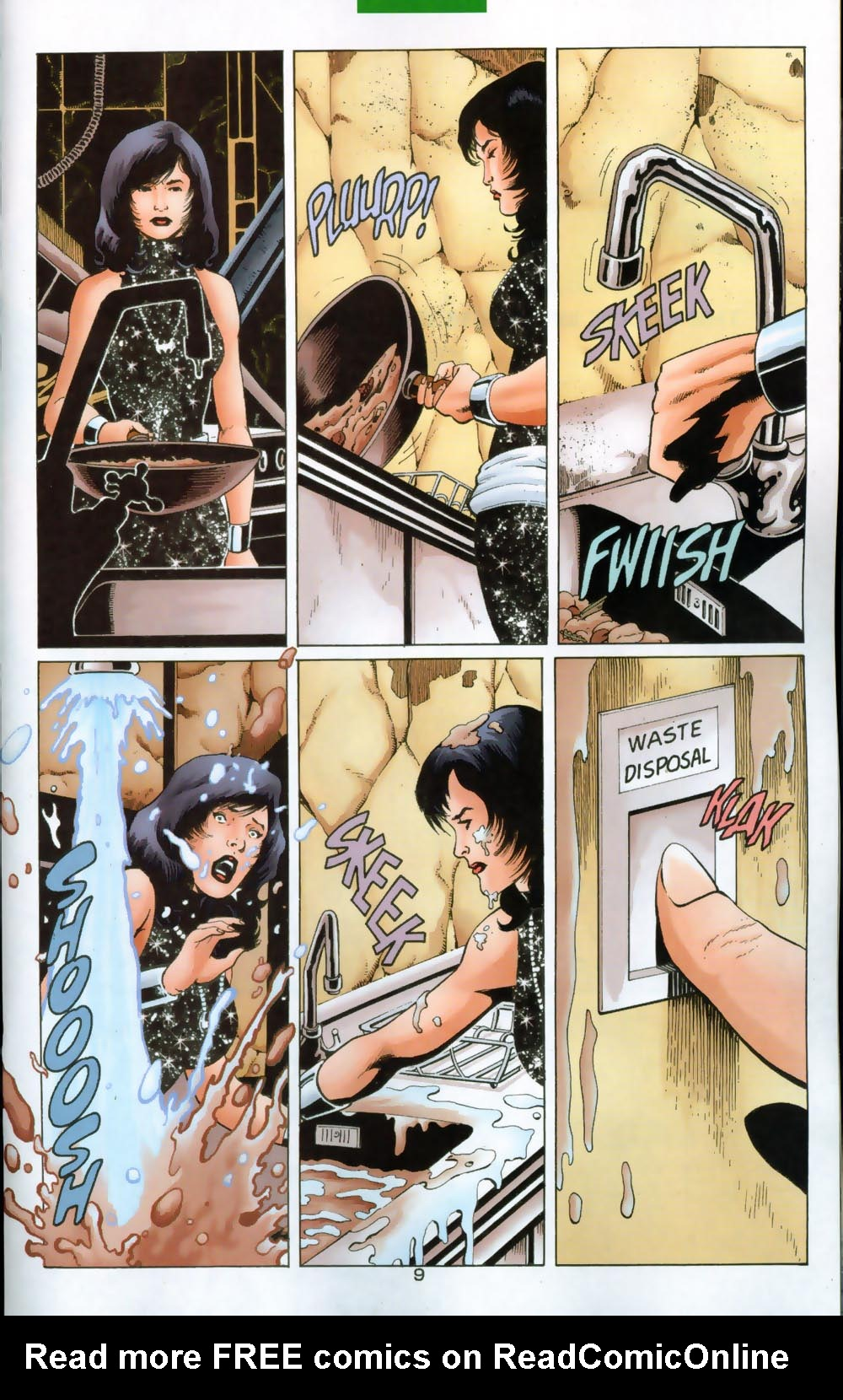 Read online The Titans (1999) comic -  Issue #47 - 10