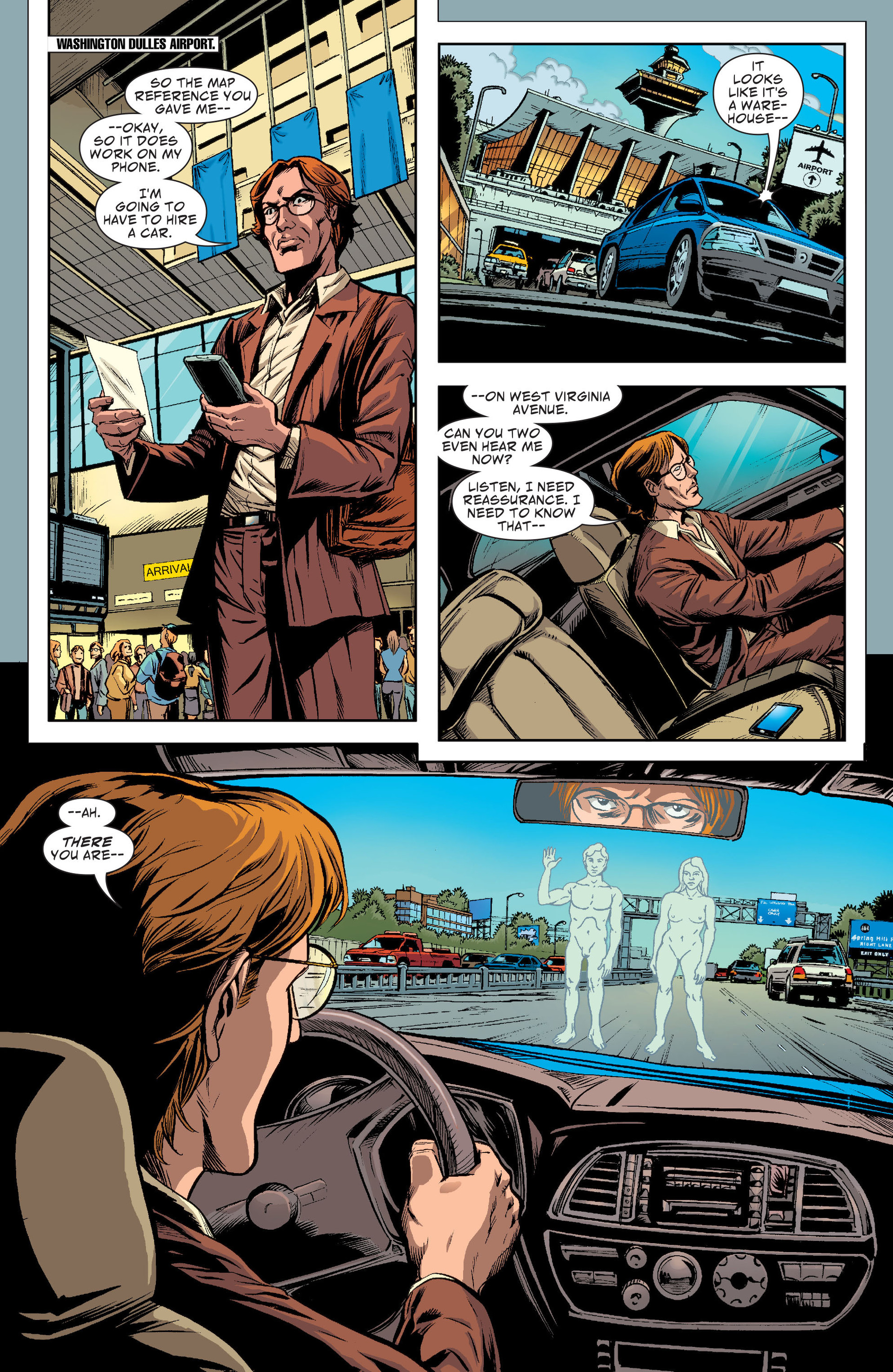 Read online Saucer Country comic -  Issue #13 - 16