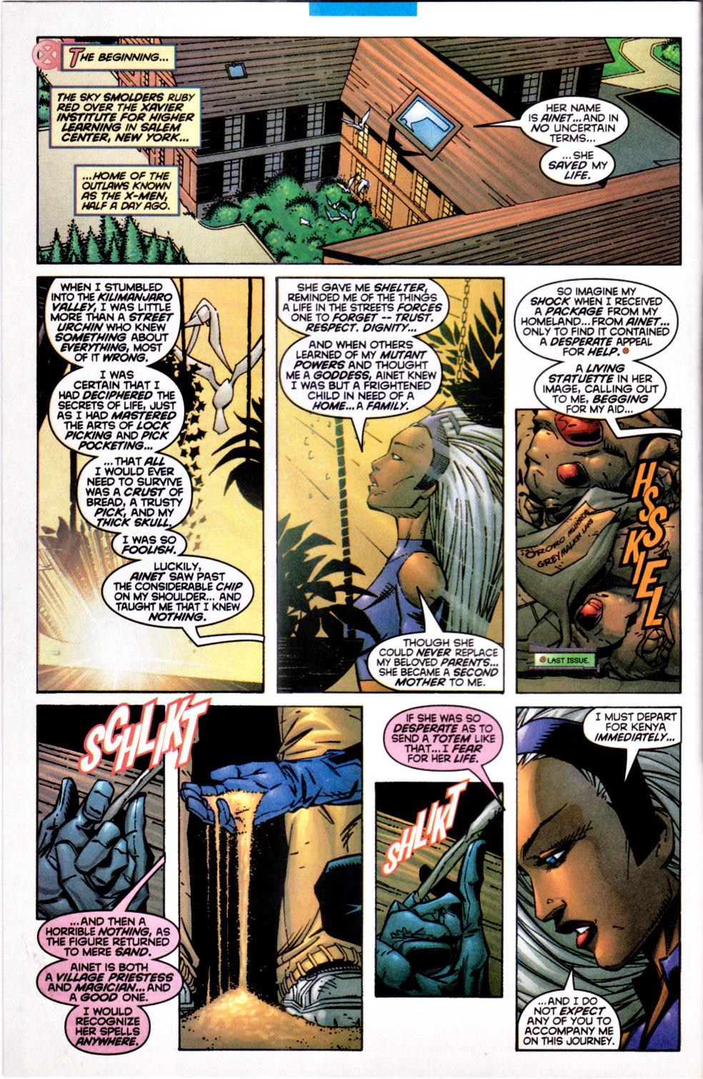 X-Men (1991) 77 Page 2