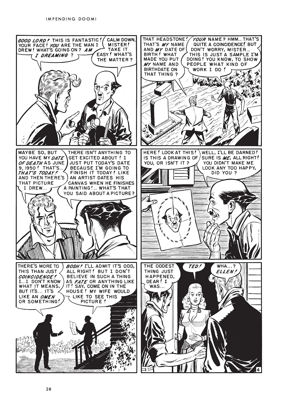 Read online Voodoo Vengeance and Other Stories comic -  Issue # TPB (Part 1) - 45