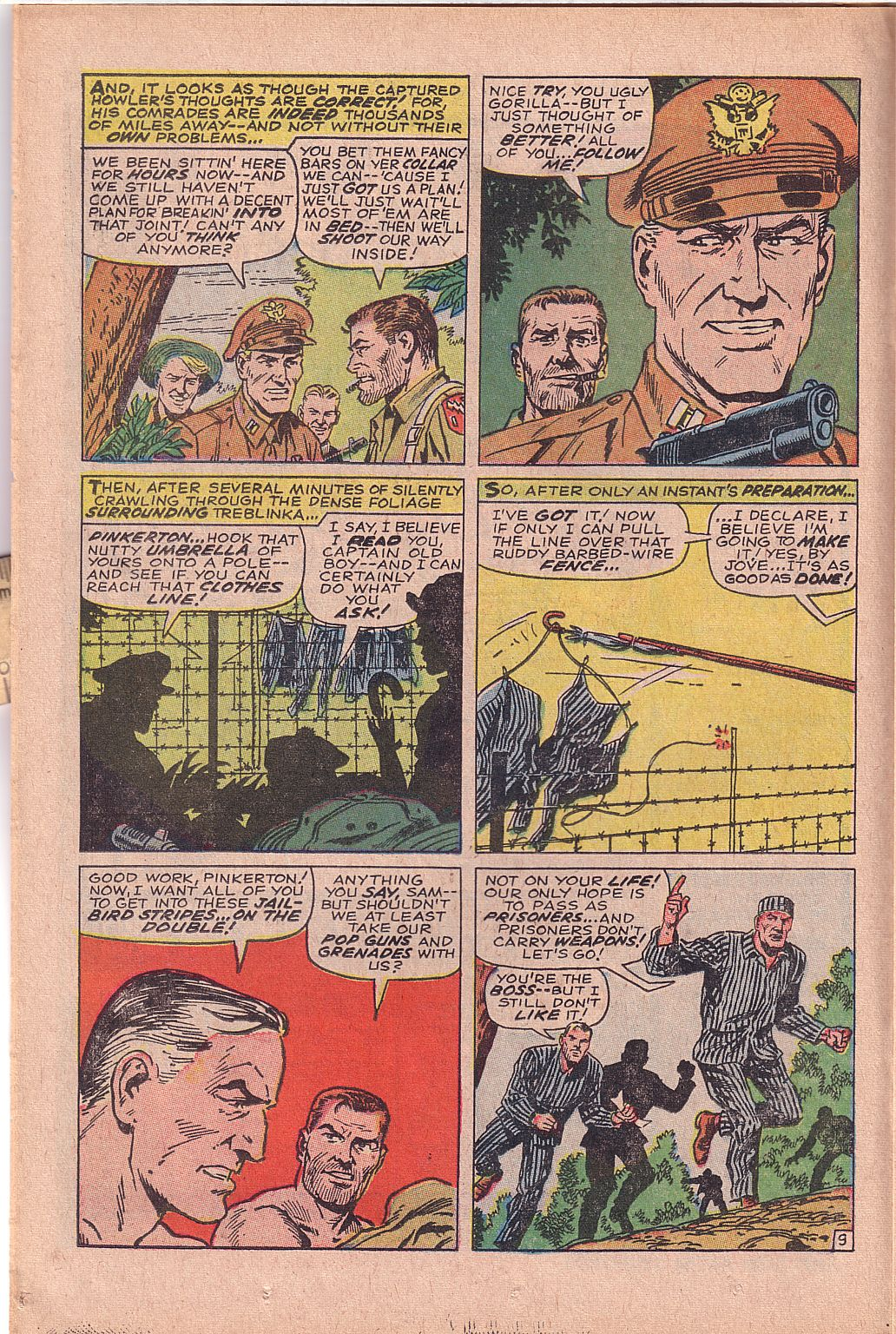 Read online Sgt. Fury comic -  Issue #52 - 14