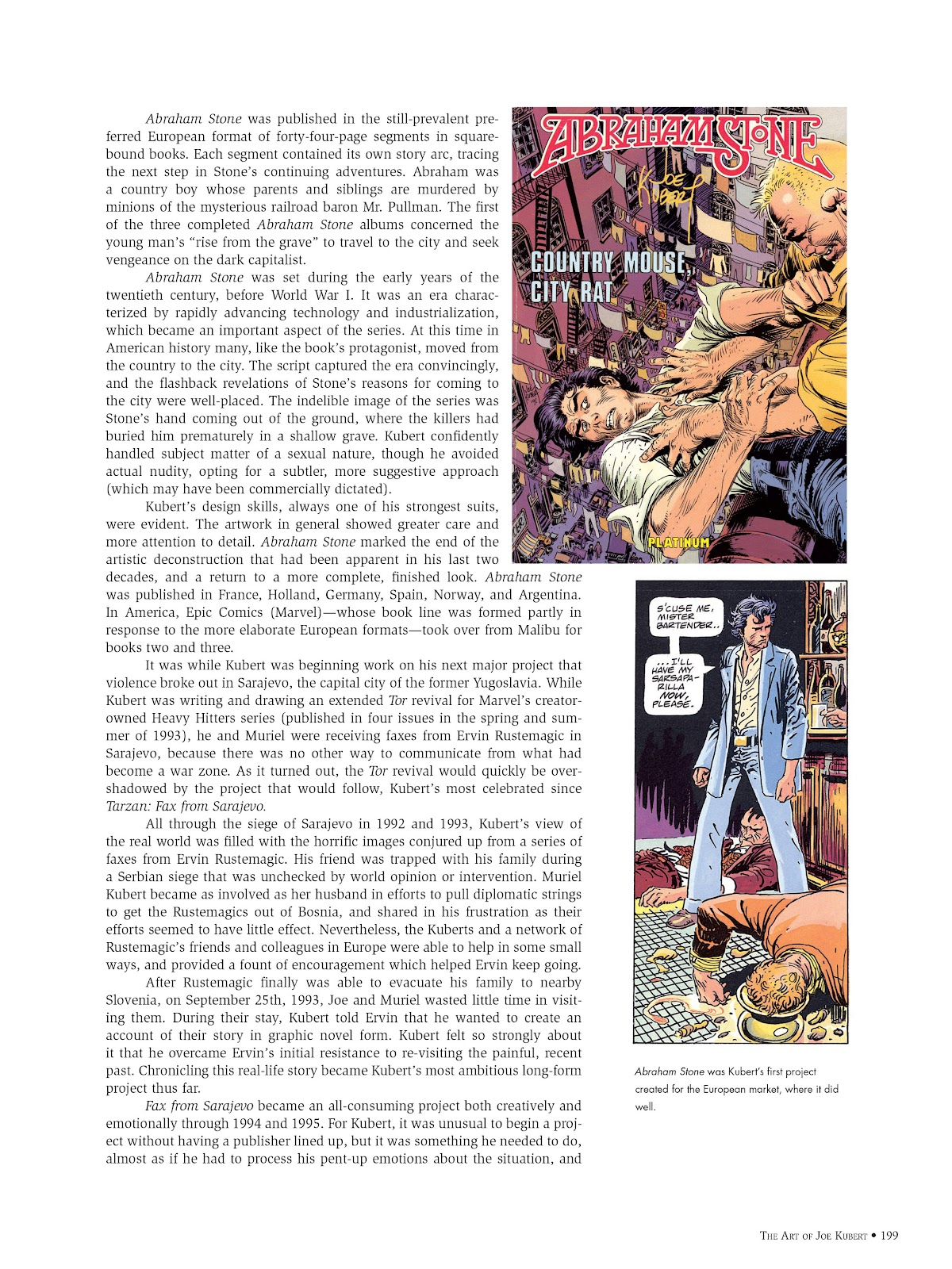 Read online The Art of Joe Kubert comic -  Issue # TPB (Part 2) - 99