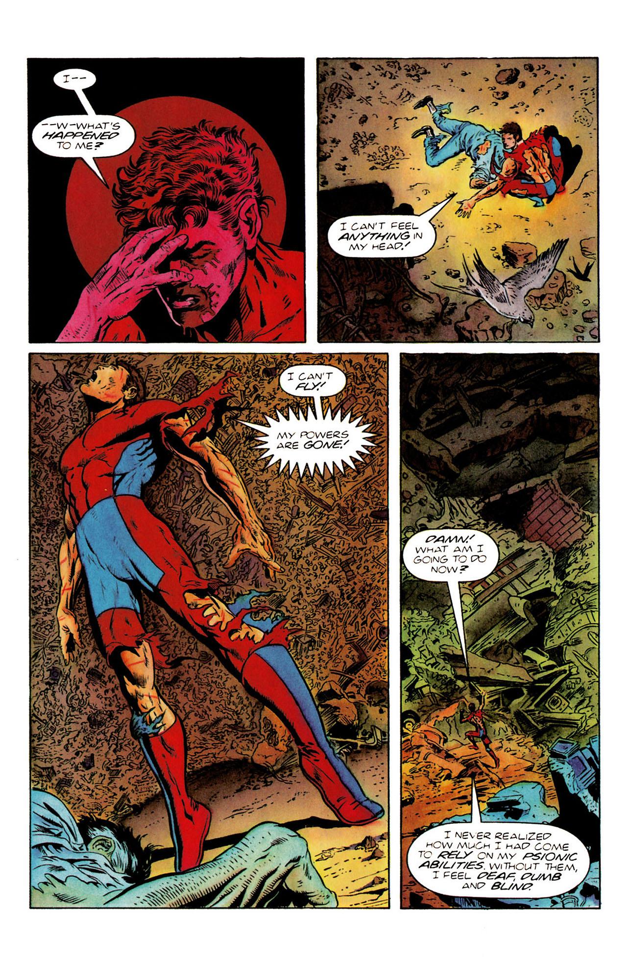 Read online Harbinger (1992) comic -  Issue #25 - 32