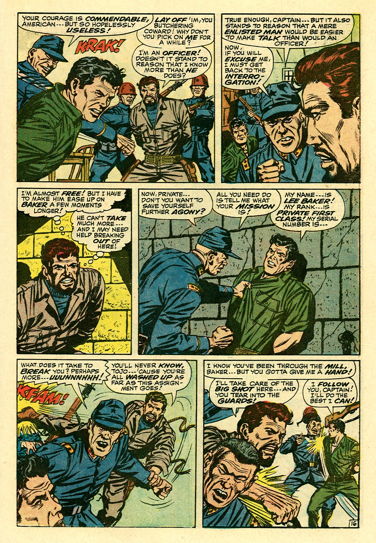 Captain Savage and his Leatherneck Raiders issue 8 - Page 23