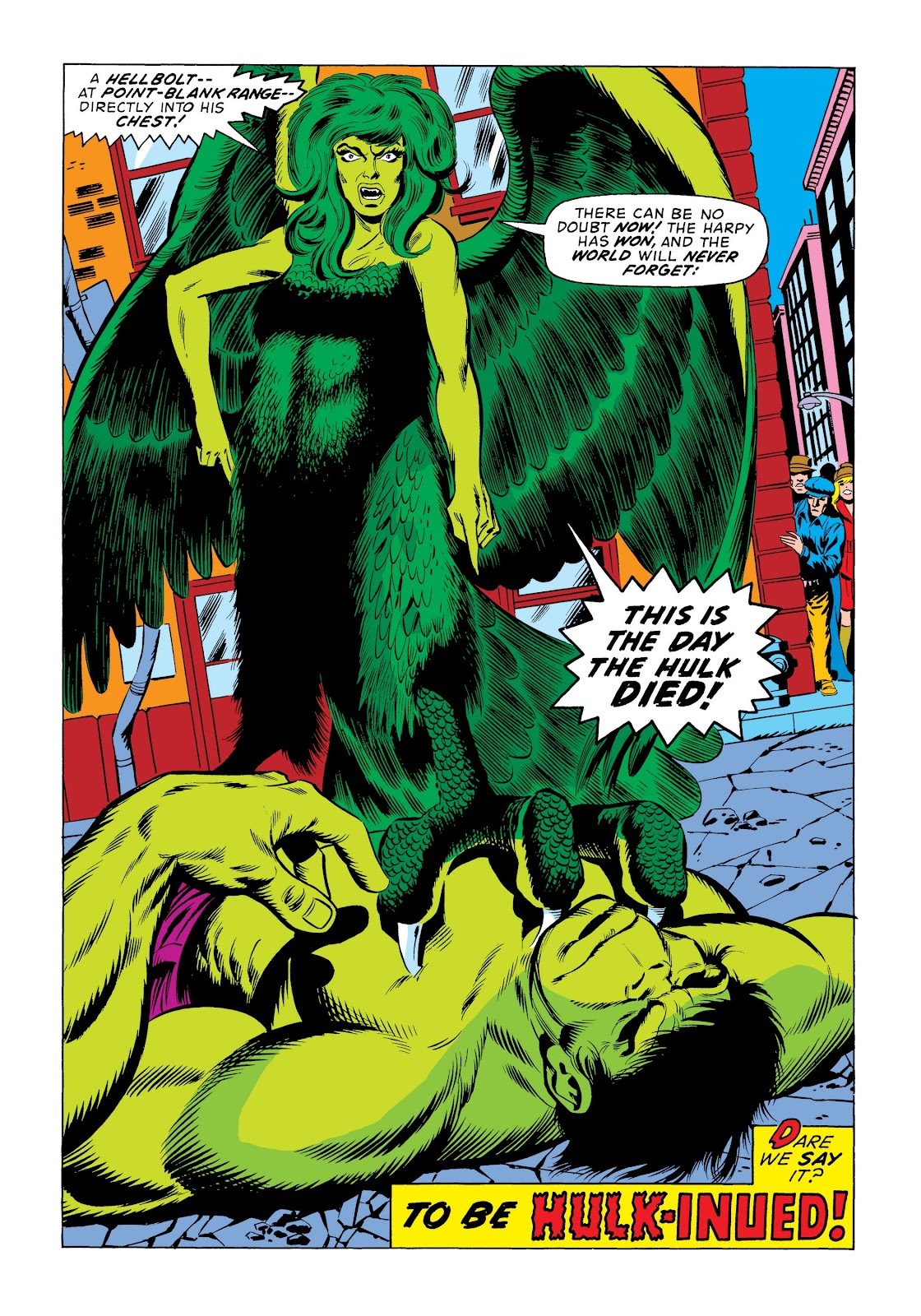 Read online Marvel Masterworks: The Incredible Hulk comic -  Issue # TPB 9 (Part 3) - 56