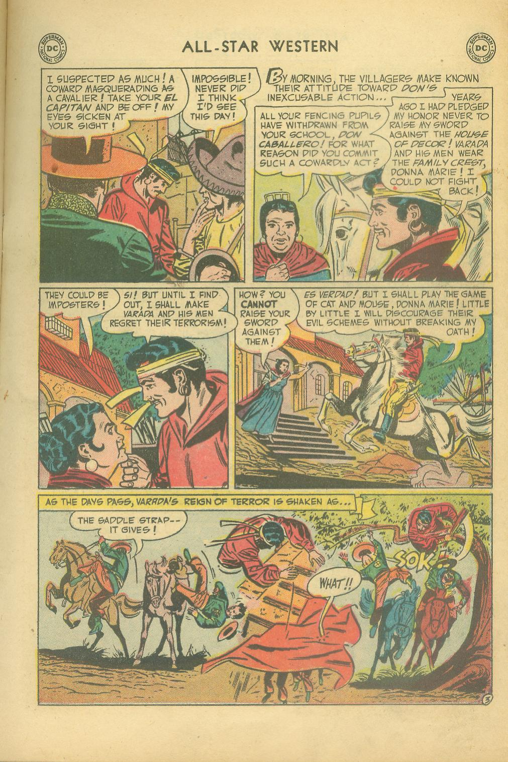 Read online All-Star Western (1951) comic -  Issue #65 - 15
