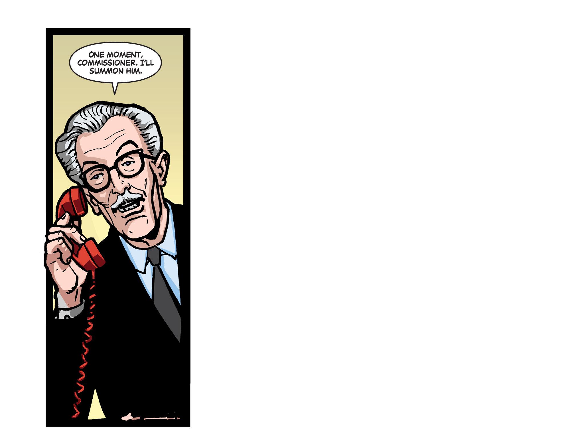Read online Batman '66 Meets the Green Hornet [II] comic -  Issue #1 - 13