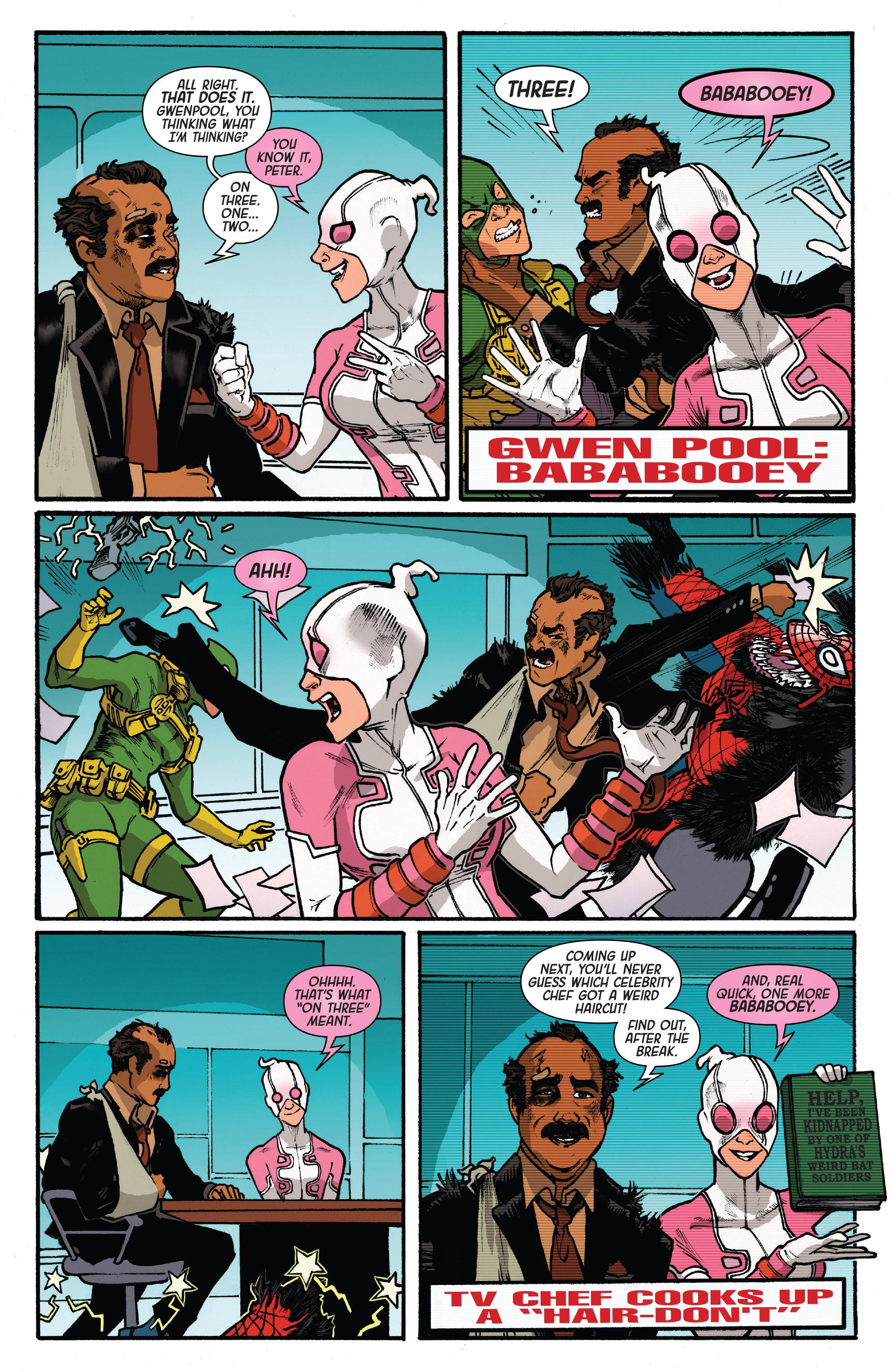 Read online Secret Empire: Brave New World comic -  Issue #1 - 21