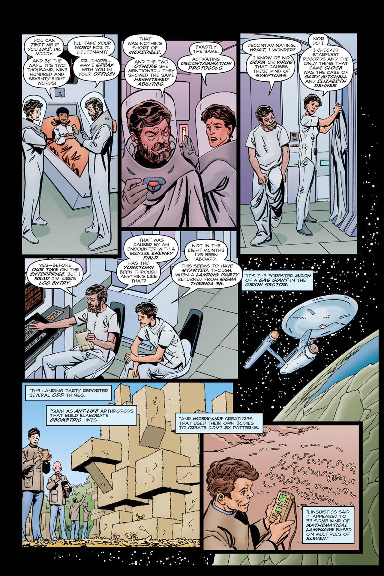 Read online Star Trek: Leonard McCoy, Frontier Doctor comic -  Issue #4 - 9