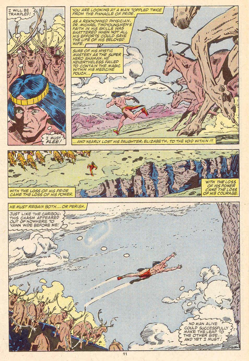 Read online Alpha Flight (1983) comic -  Issue #35 - 12