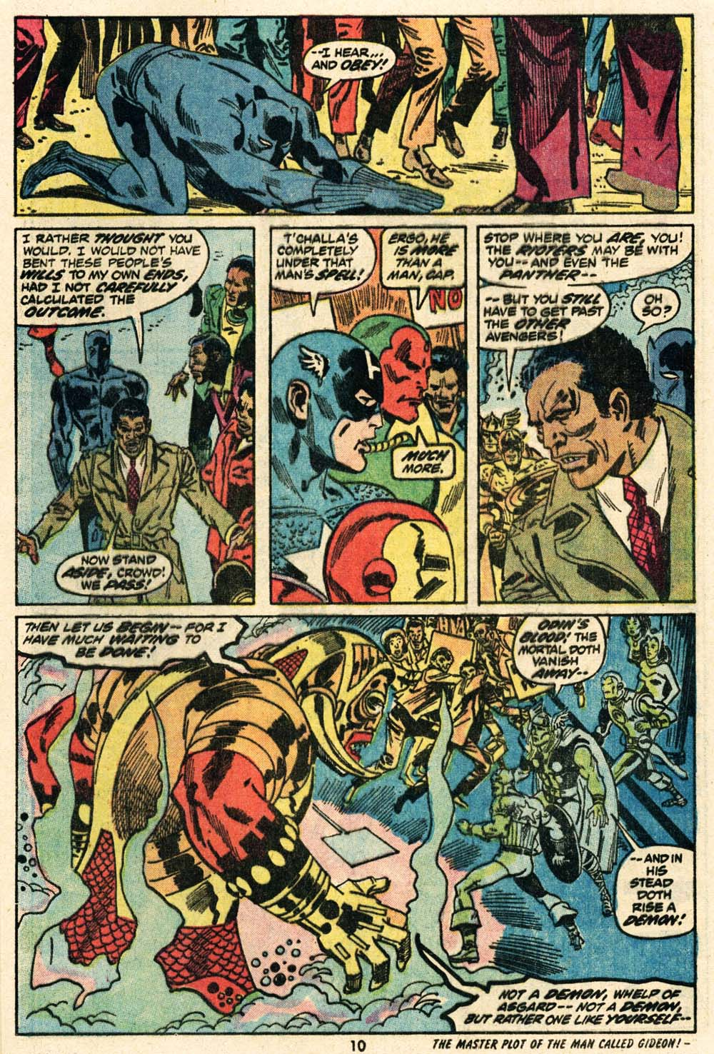 The Avengers (1963) 112 Page 7