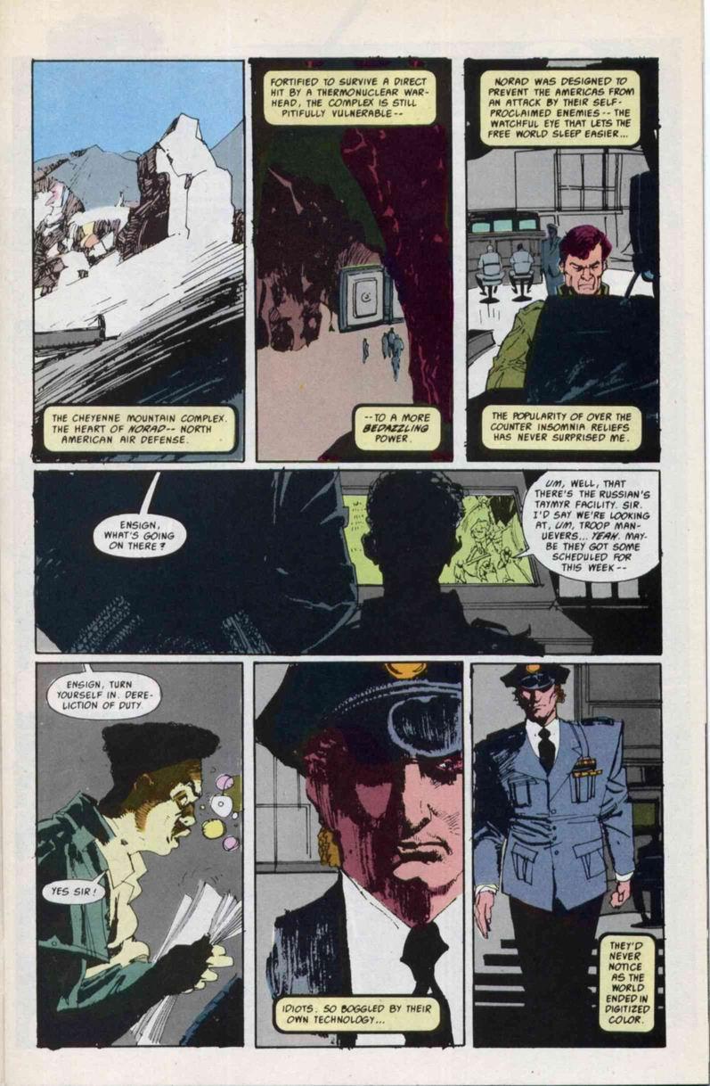 Read online Doctor Zero comic -  Issue #4 - 13