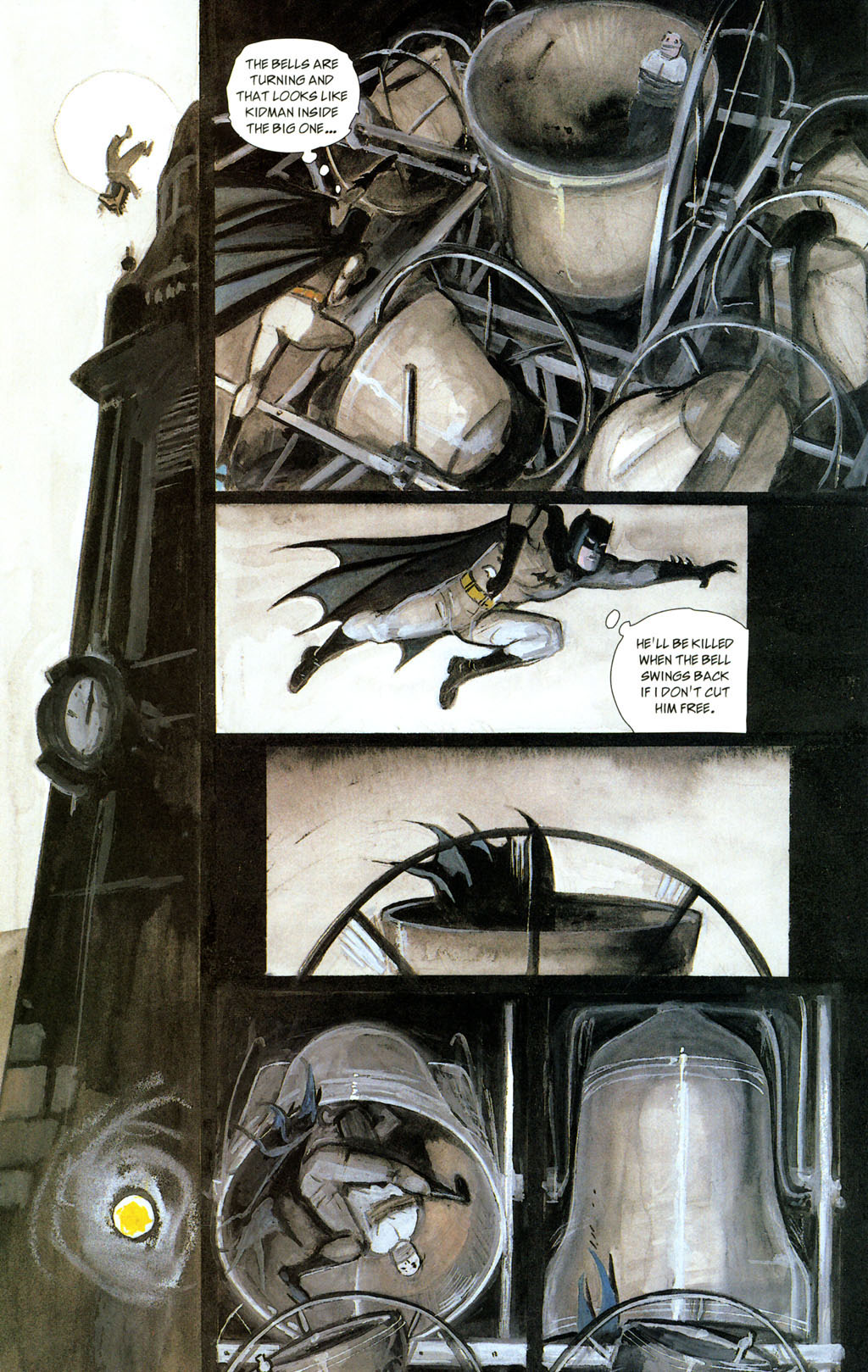Read online Batman: The Order of Beasts comic -  Issue # Full - 48