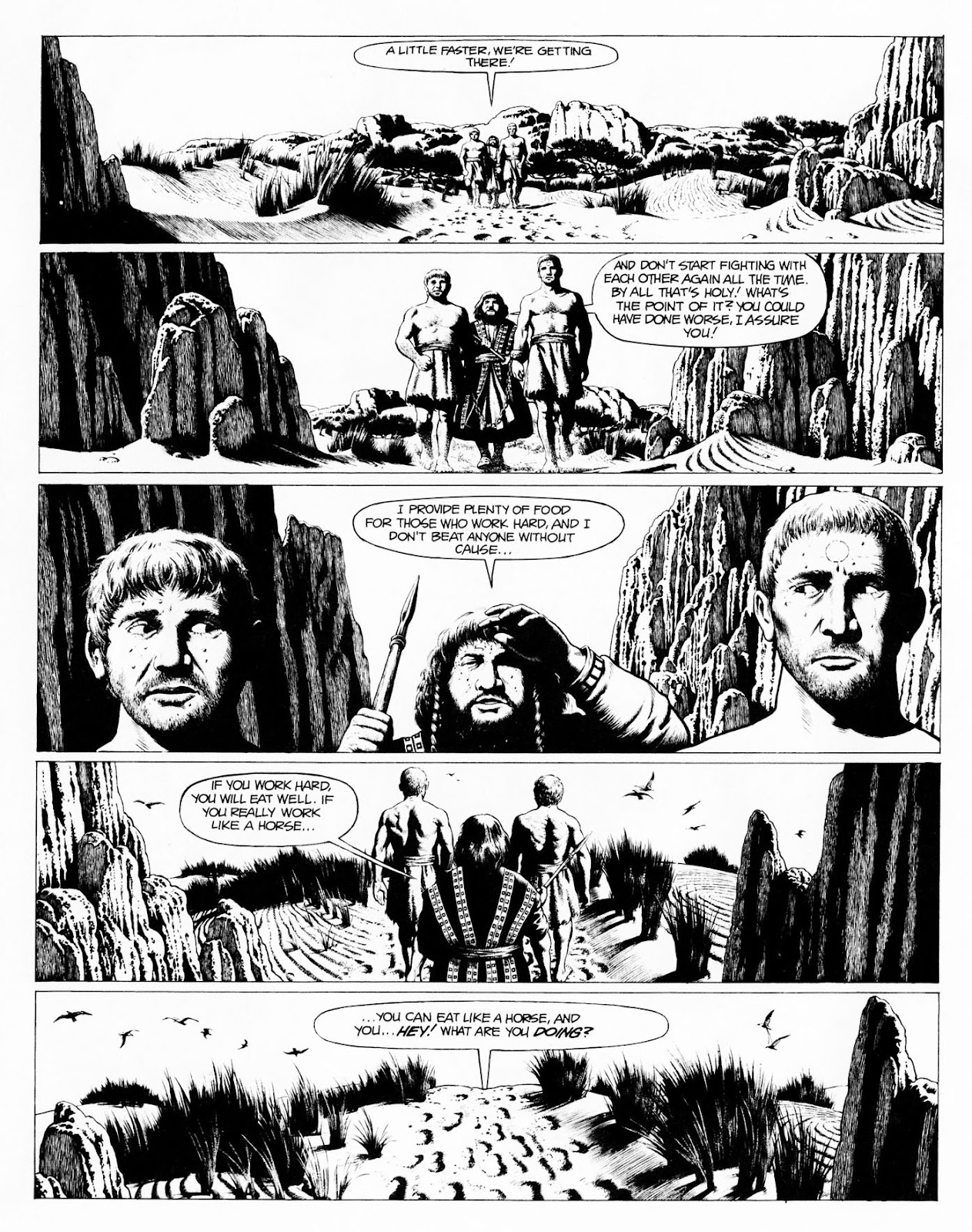 Conquering Armies issue TPB - Page 58