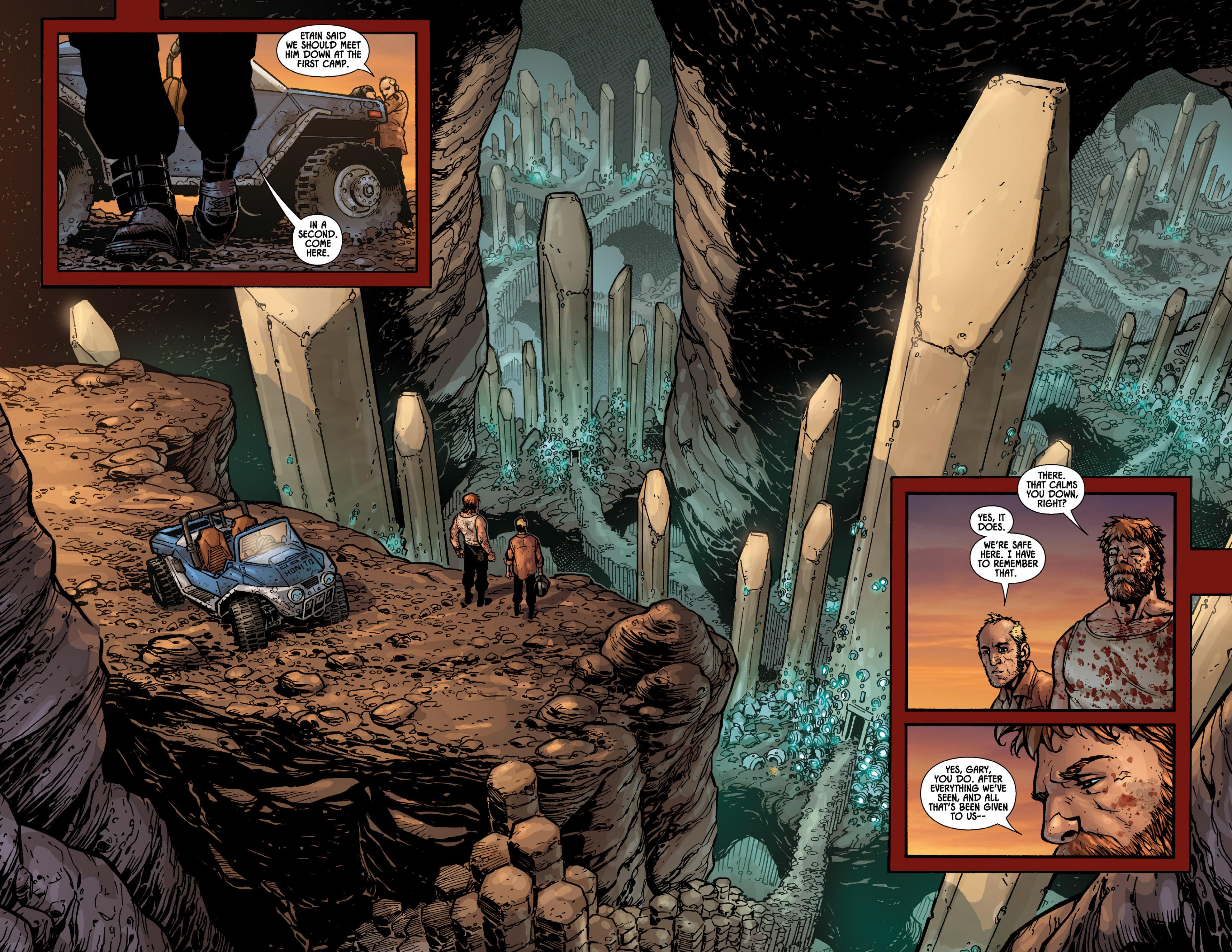 Read online Aliens (2009) comic -  Issue # TPB - 33
