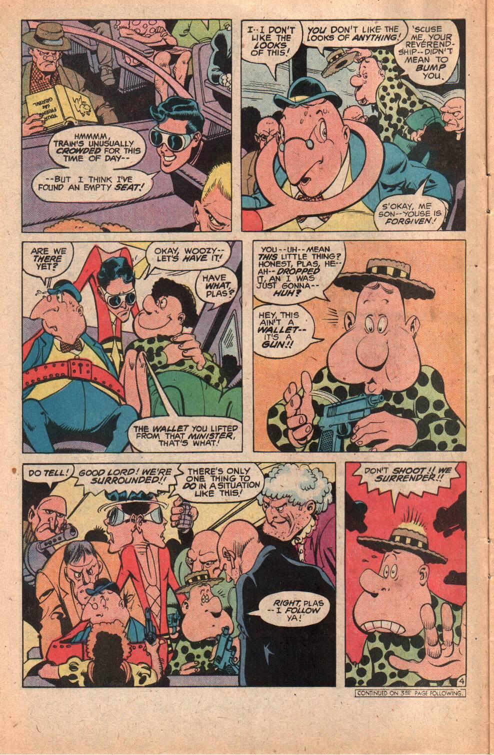 Read online Adventure Comics (1938) comic -  Issue #498 - 6