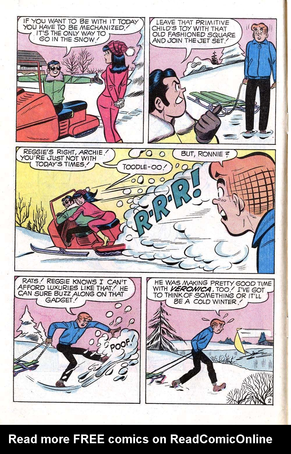 Read online Archie (1960) comic -  Issue #199 - 4