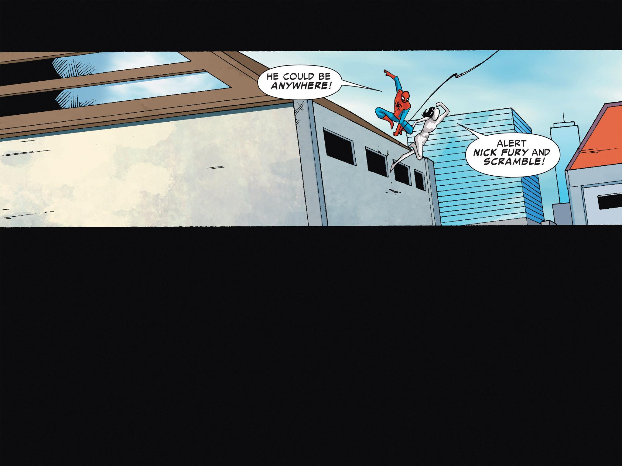 Read online Ultimate Spider-Man (Infinite Comics) (2016) comic -  Issue #6 - 46